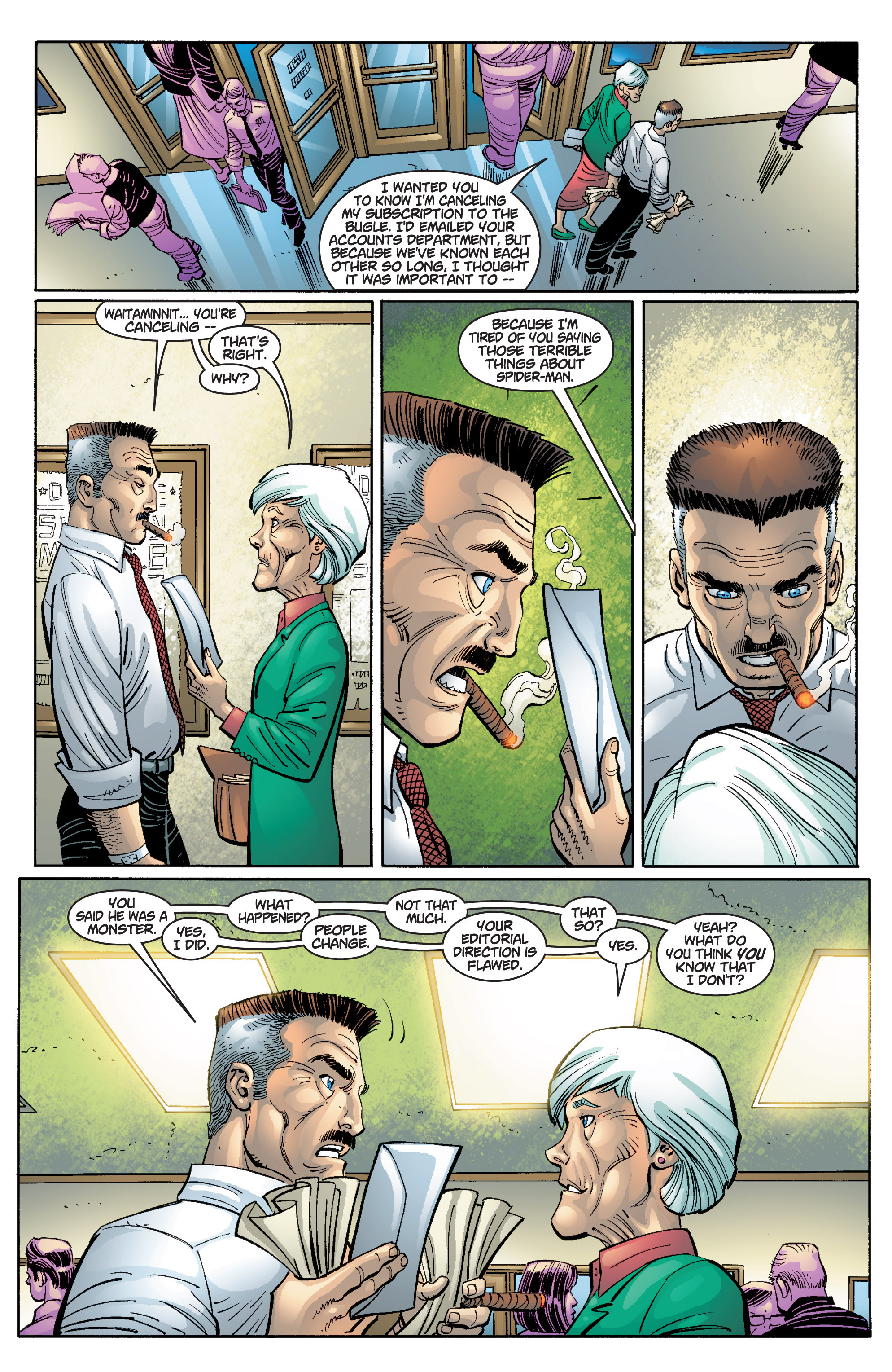 The Amazing Spider-Man (1999) 40 Page 5