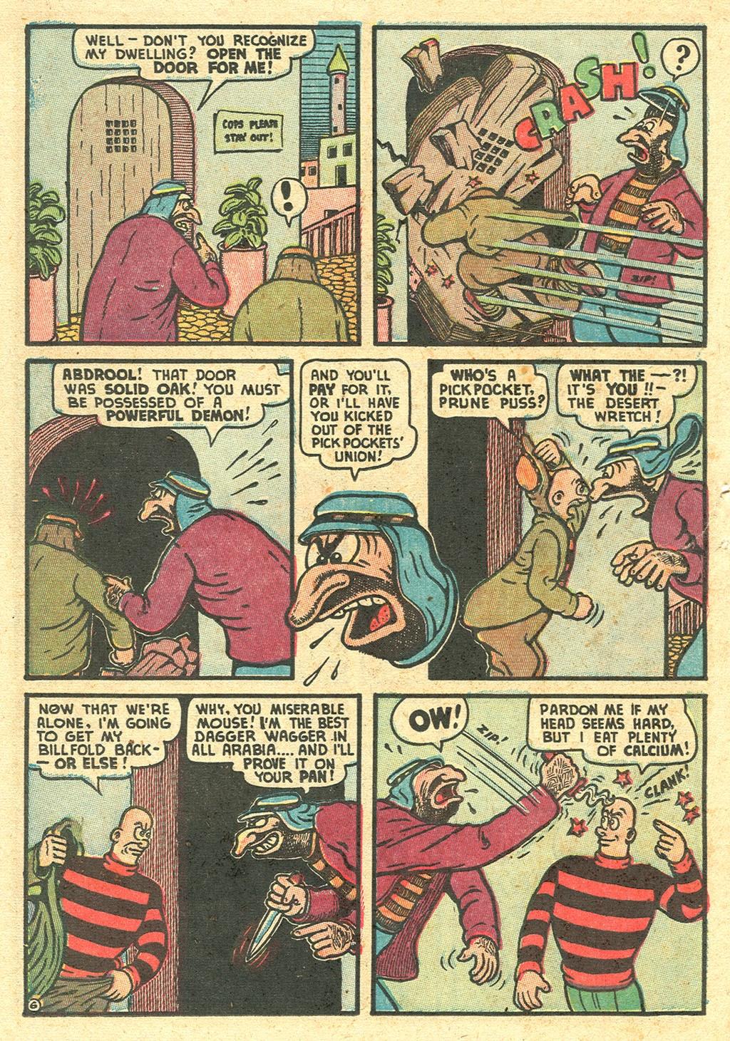 Tessie the Typist issue 11 - Page 36