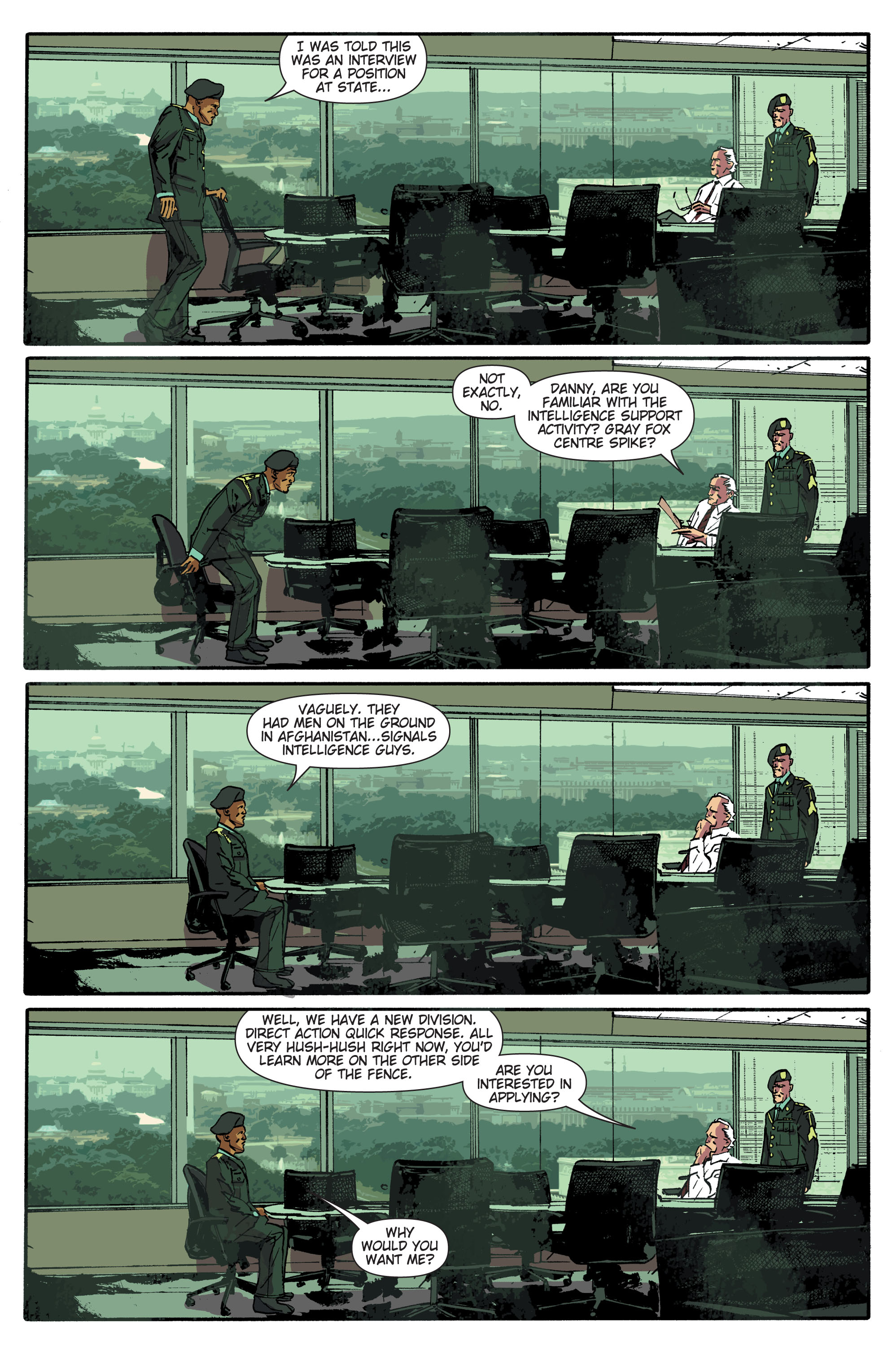 Read online The Activity comic -  Issue #5 - 18