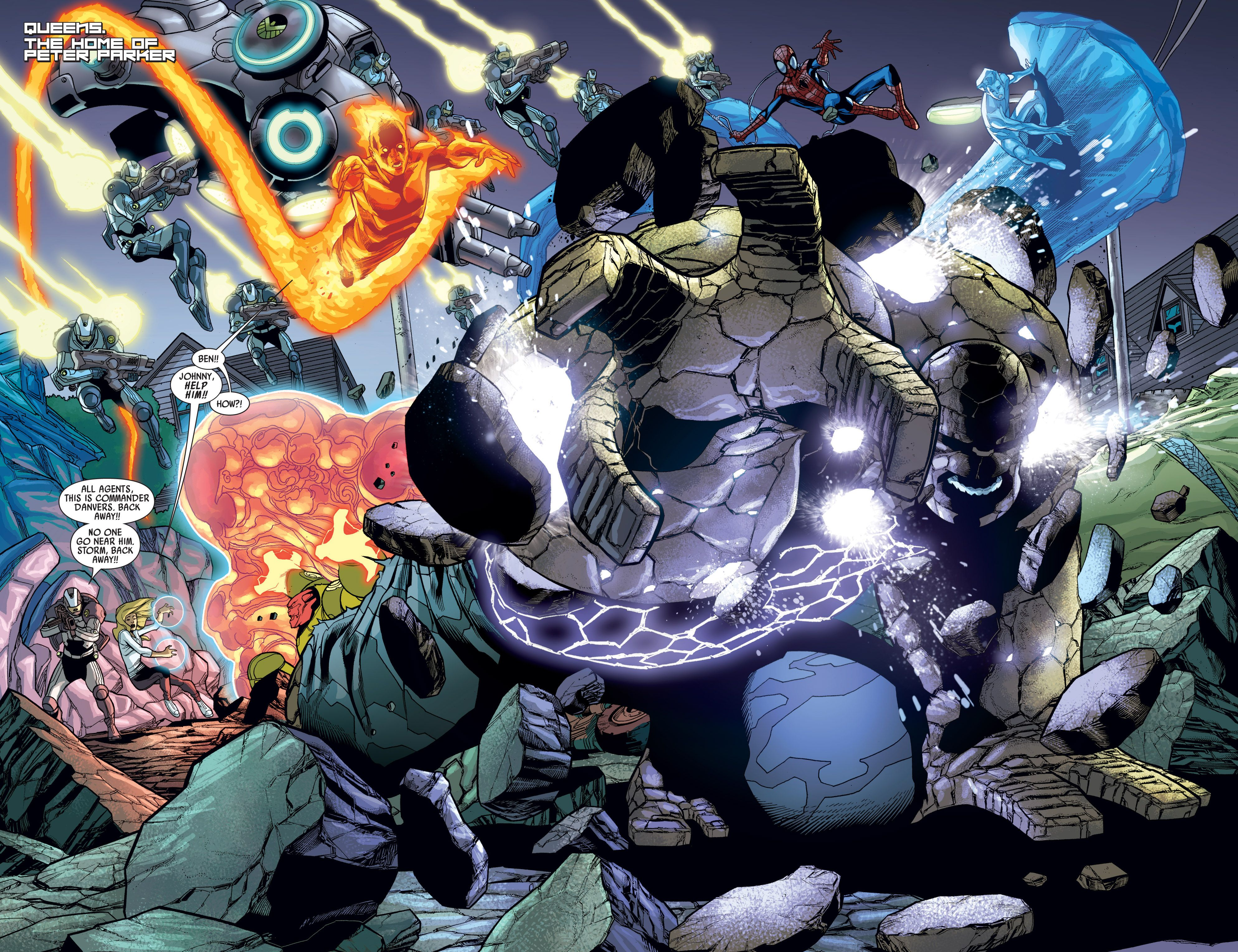 Read online Ultimate Comics Doomsday comic -  Issue # Full - 69