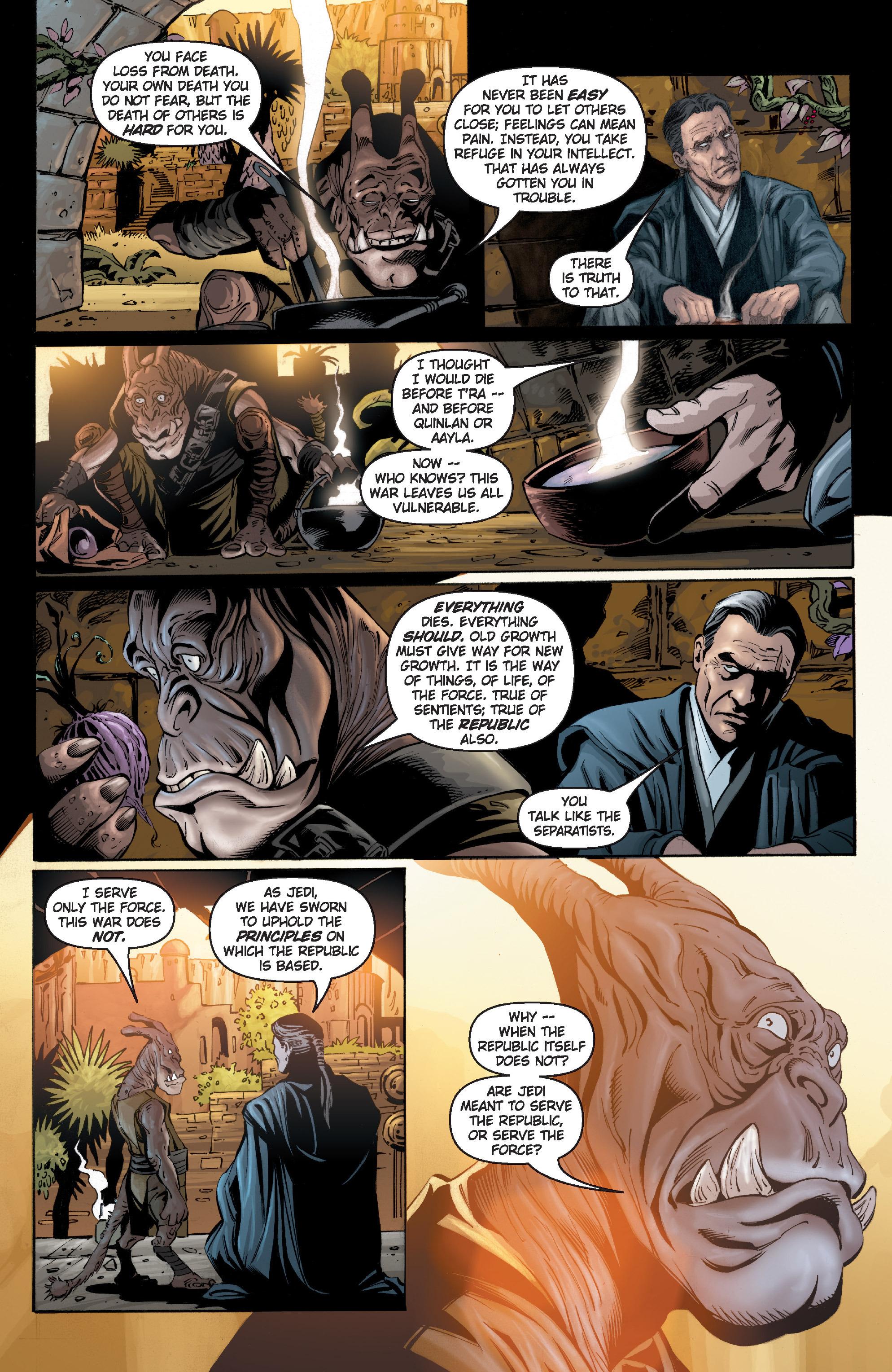 Read online Star Wars Omnibus comic -  Issue # Vol. 26 - 244