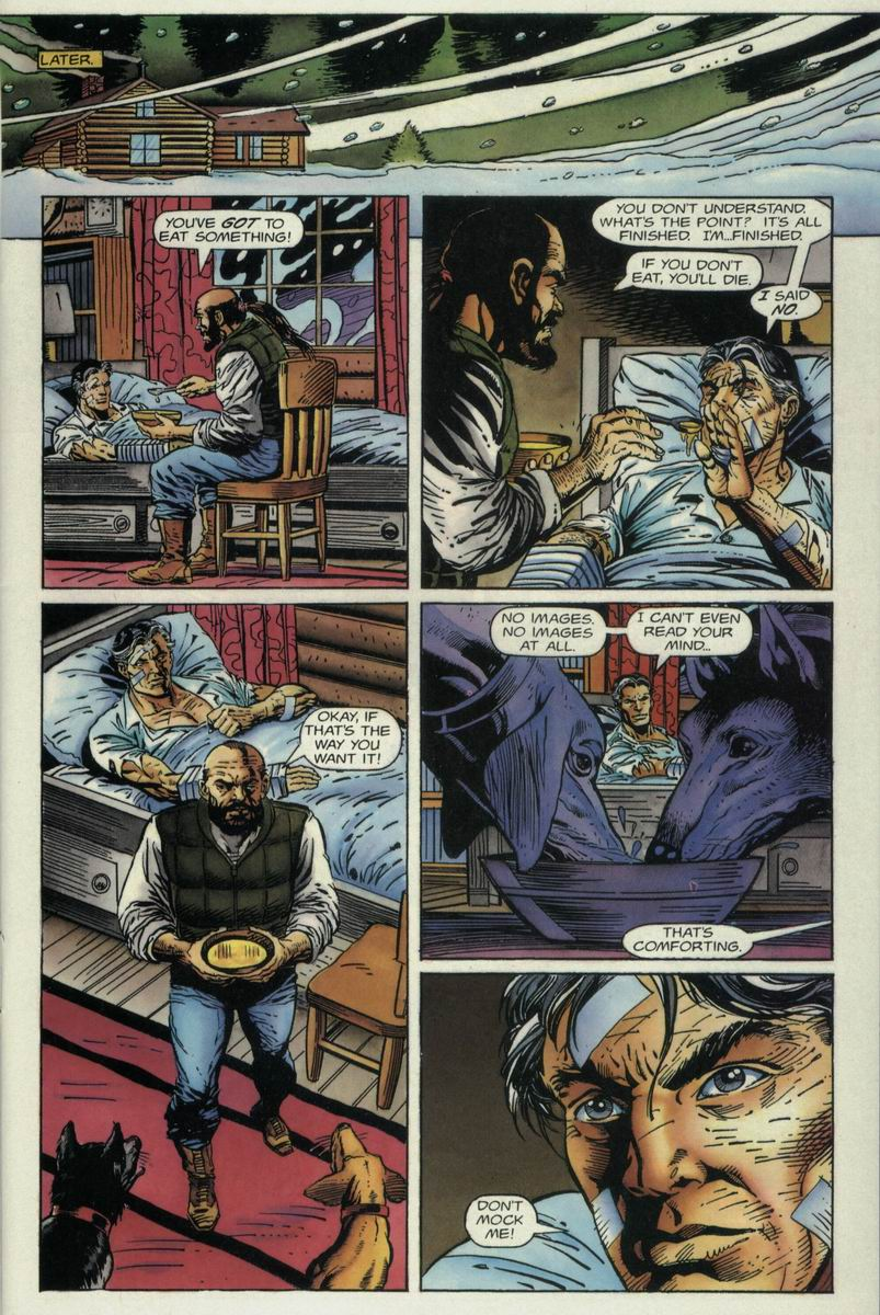 Read online Harbinger Files comic -  Issue #1 - 7