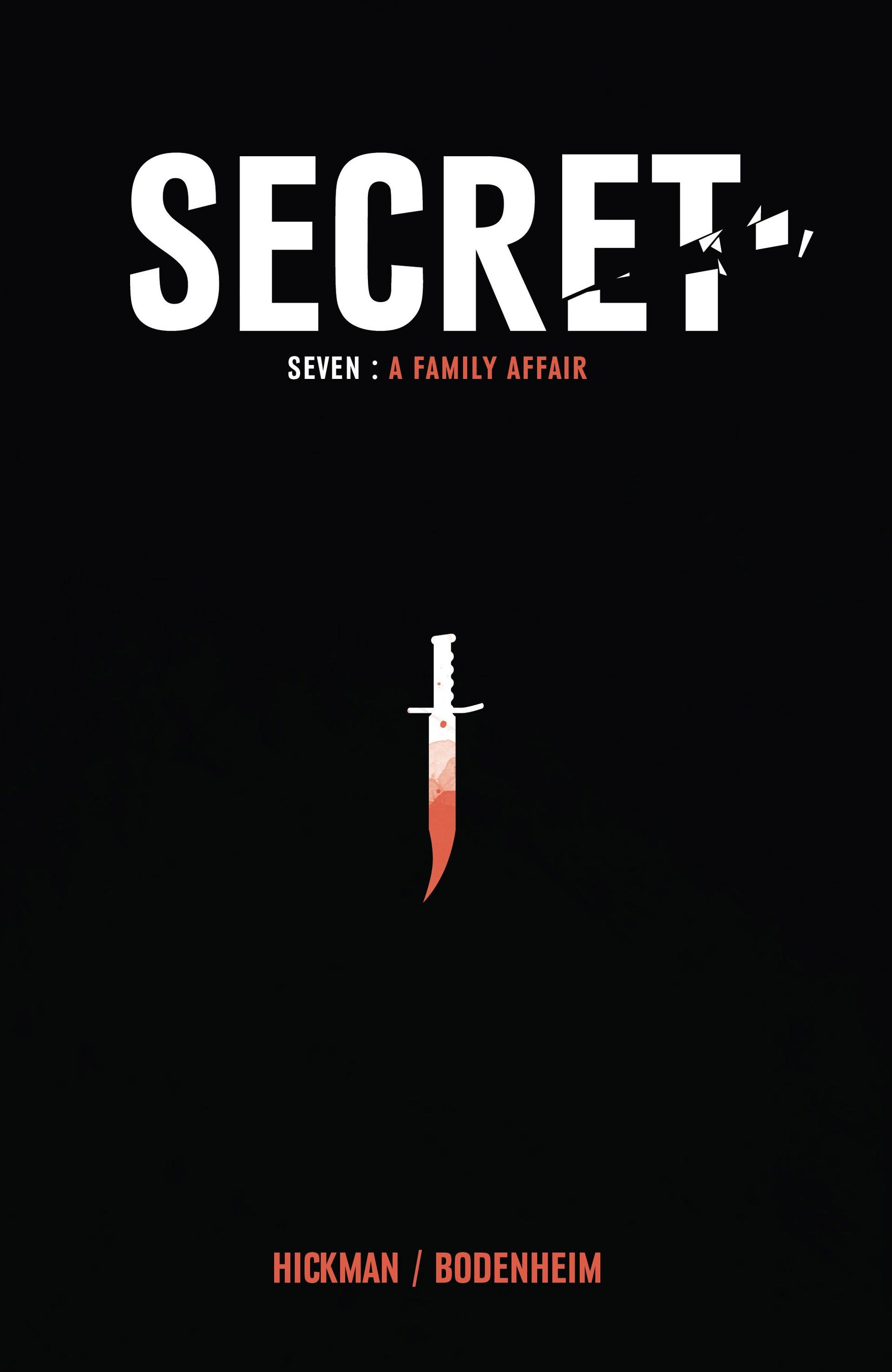 Secret 7 Page 1