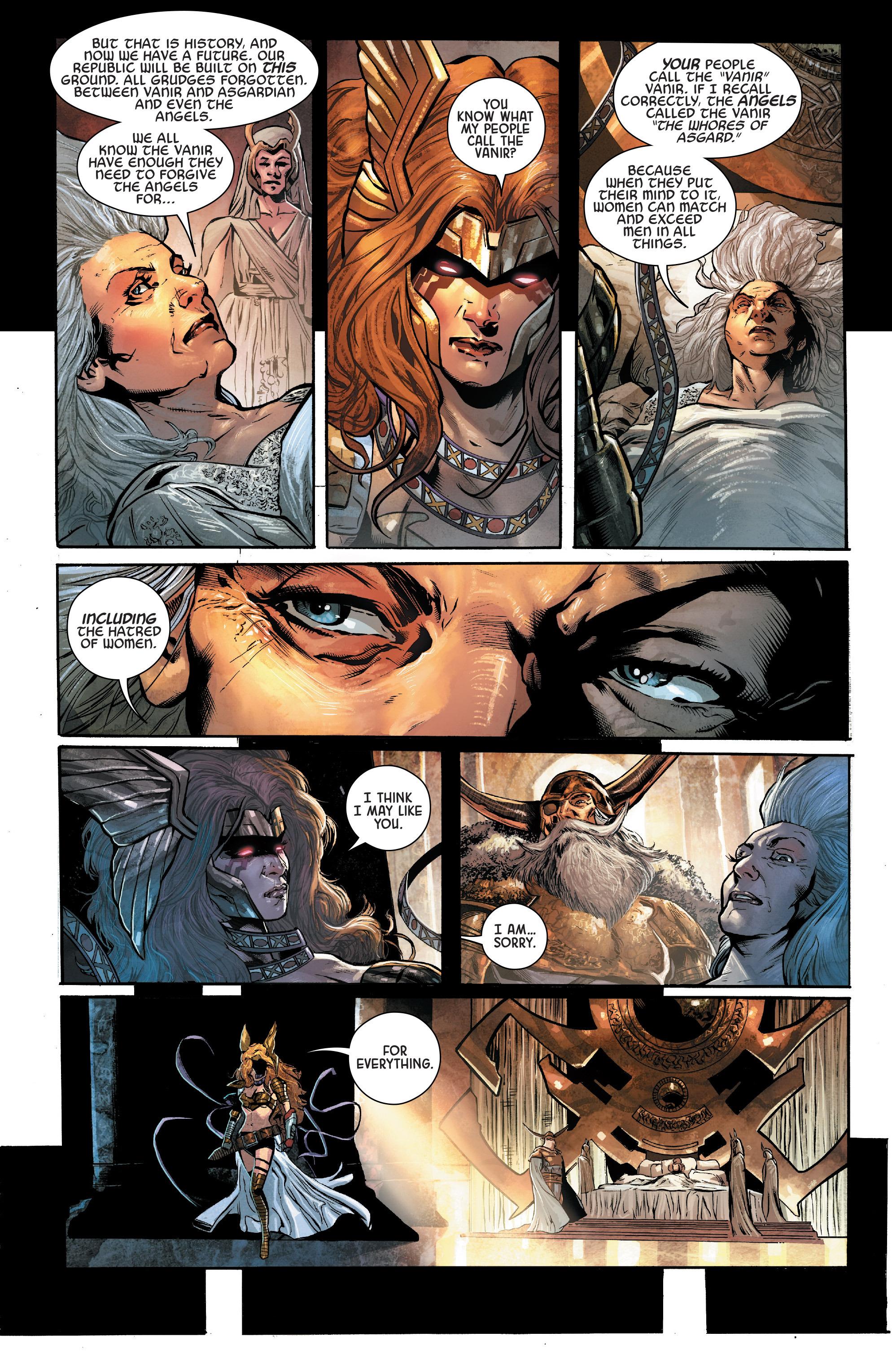 Read online Angela: Asgard's Assassin comic -  Issue #2 - 8