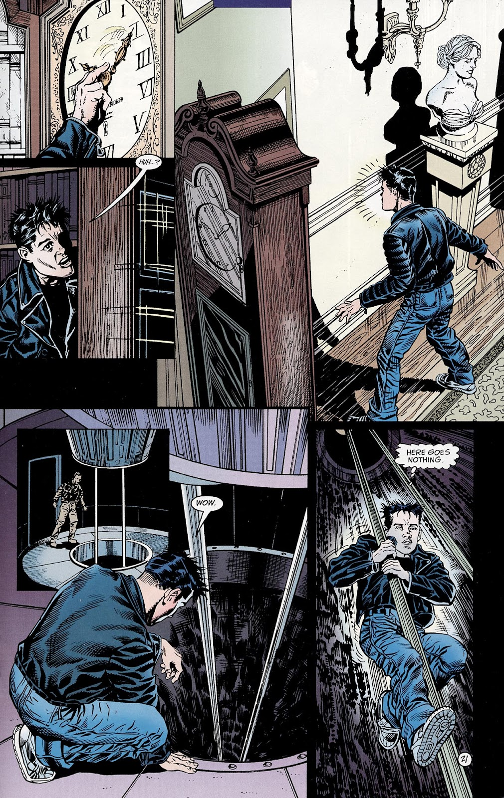 Catwoman (1993) Annual 3 #3 - English 22