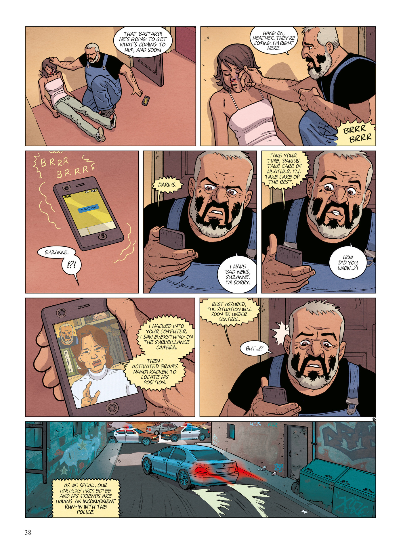 Read online Alter Ego comic -  Issue #6 - 40