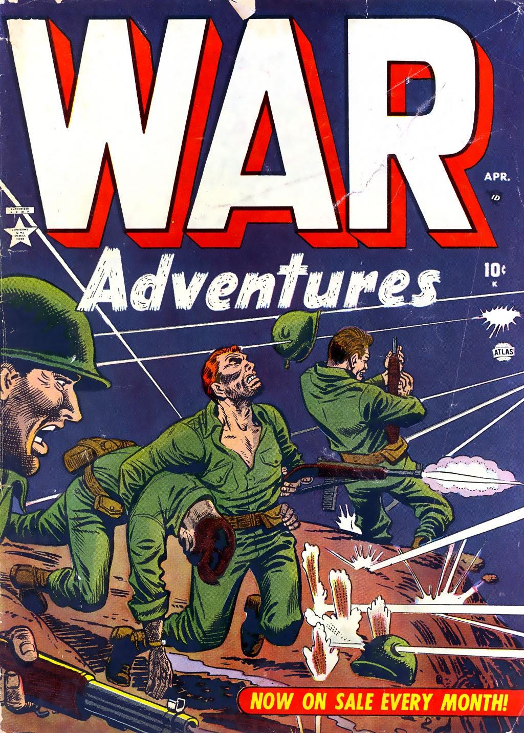 War Adventures 3 Page 1