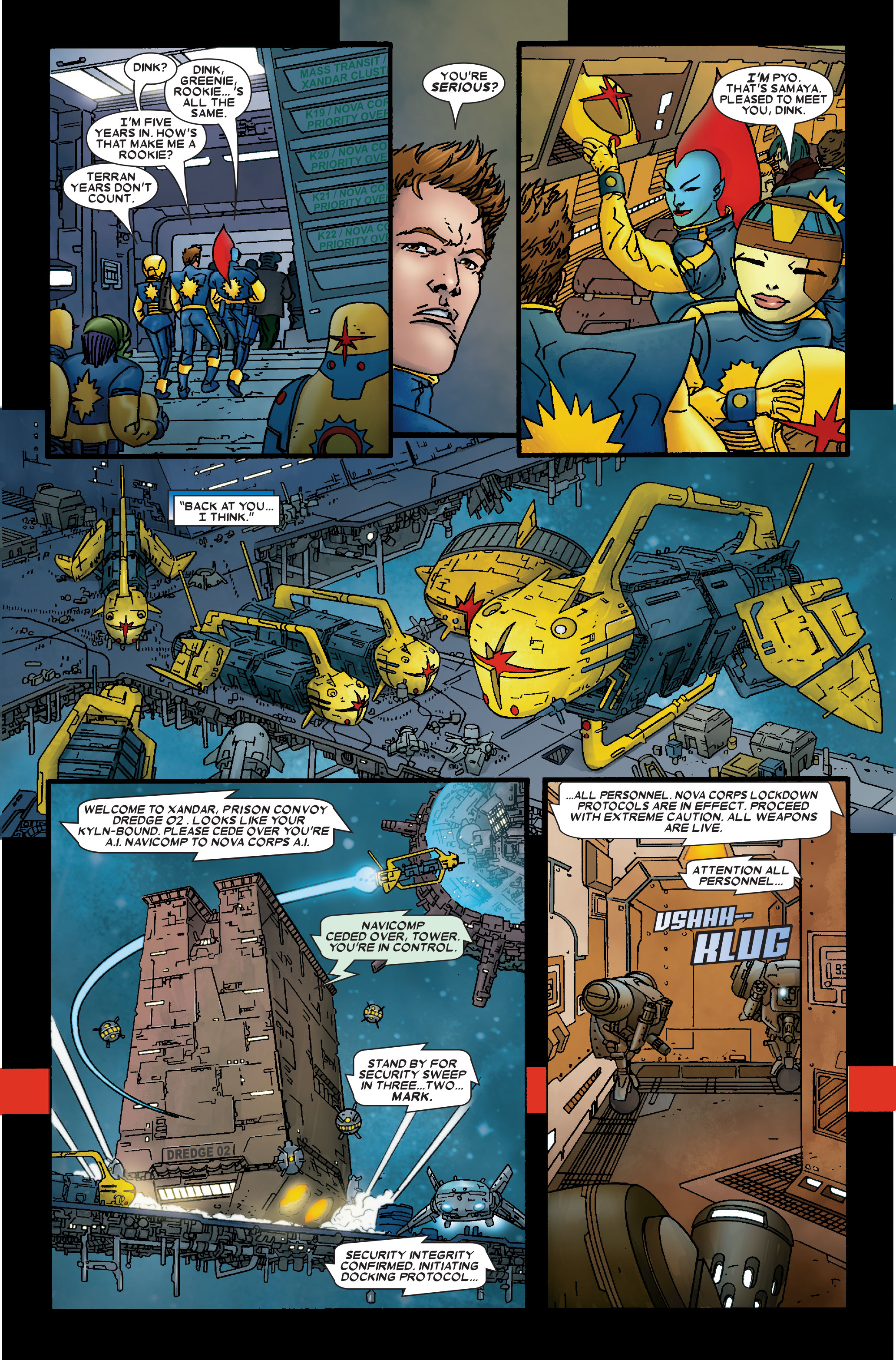 Read online Annihilation: Prologue comic -  Issue #Annihilation: Prologue Full - 11