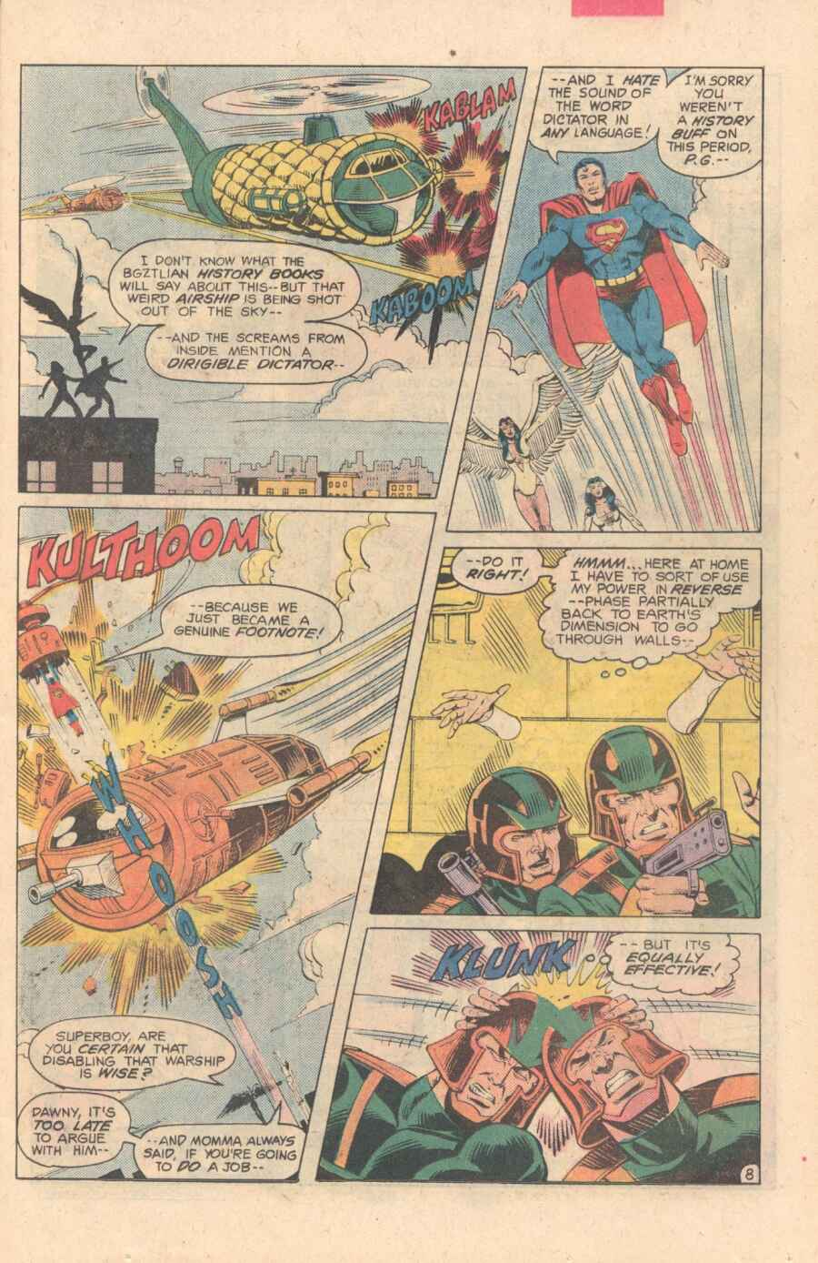 Legion of Super-Heroes (1980) 282 Page 8