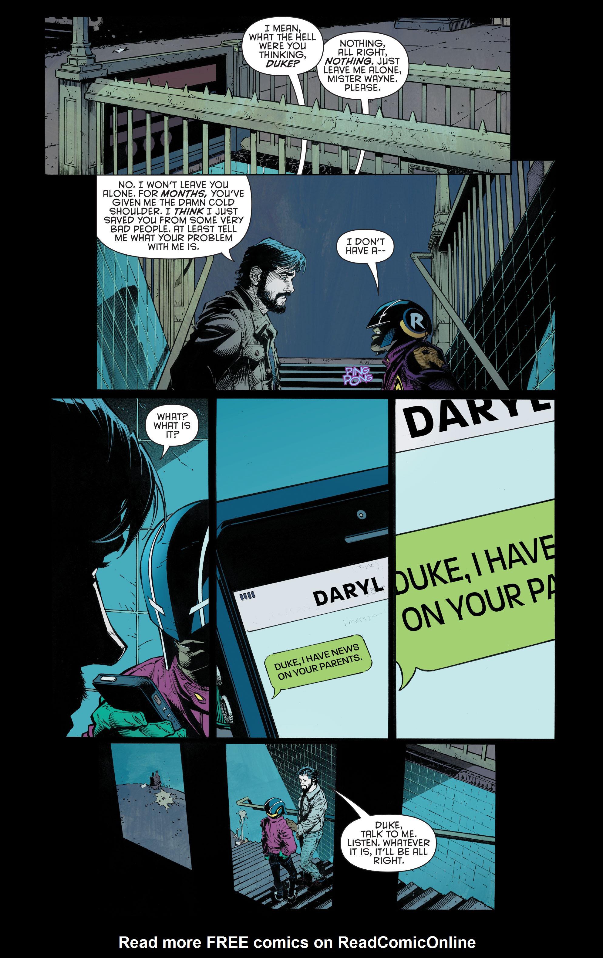 Read online Batman (2011) comic -  Issue # _TPB 9 - 42