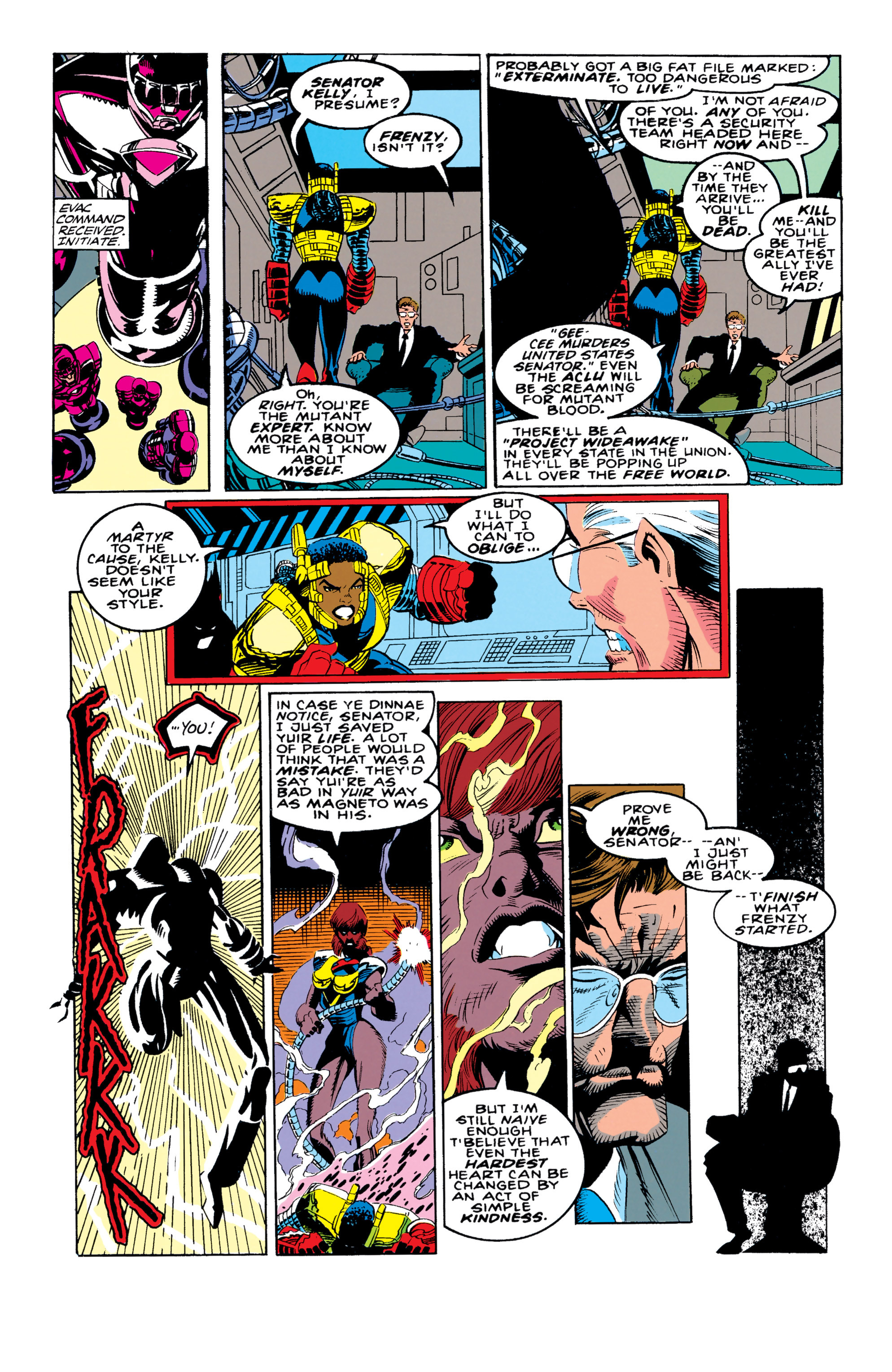 Read online X-Factor (1986) comic -  Issue #92 - 28