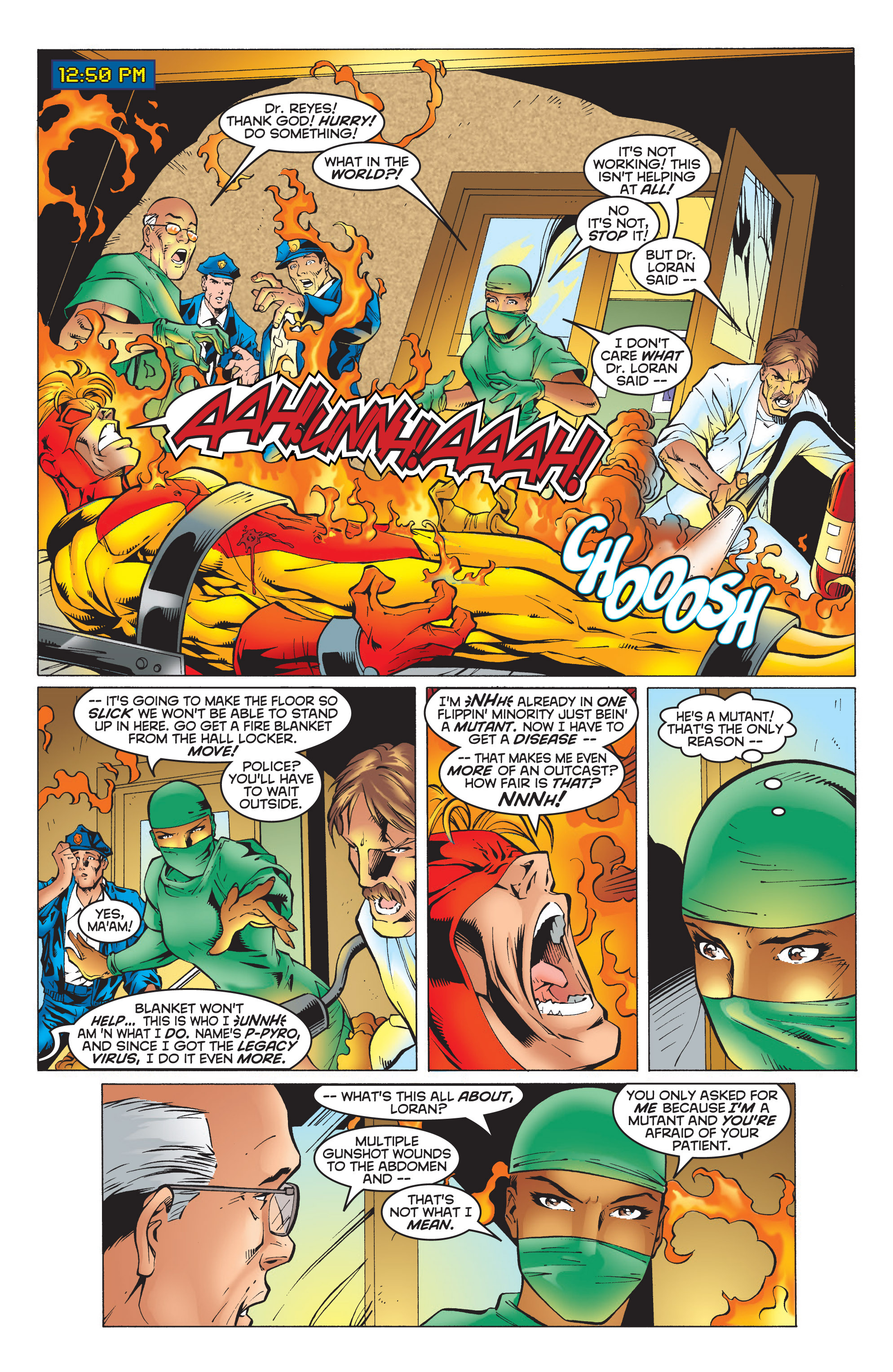 Read online Uncanny X-Men (1963) comic -  Issue #351 - 14