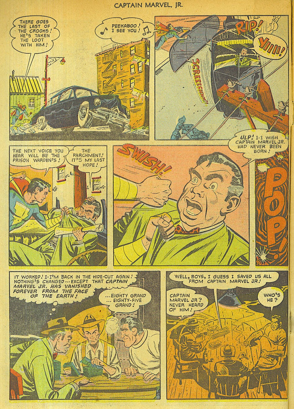 Captain Marvel, Jr. issue 96 - Page 6