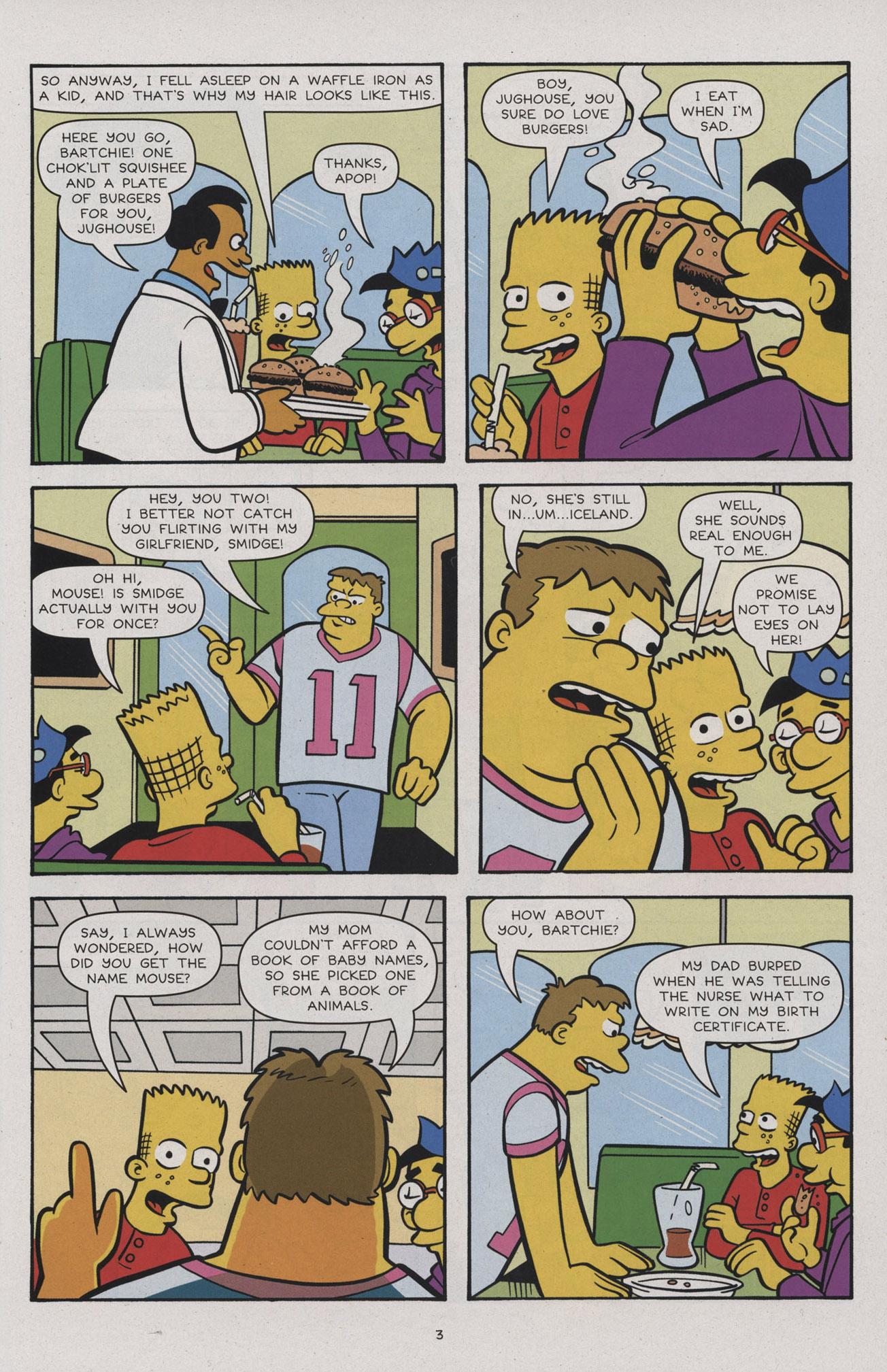 Read online Simpsons Comics comic -  Issue #183 - 5
