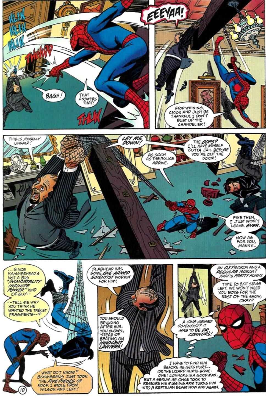 Read online Spider-Man: Lifeline comic -  Issue #2 - 11