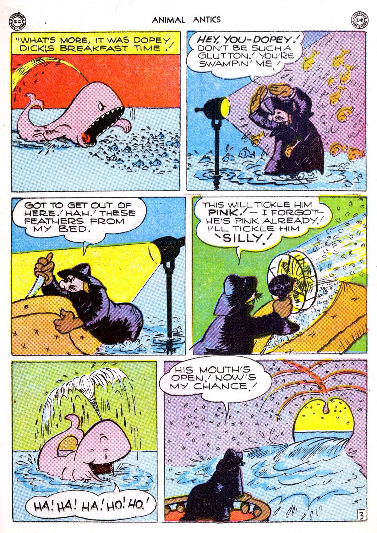 Read online Animal Antics comic -  Issue #1 - 29