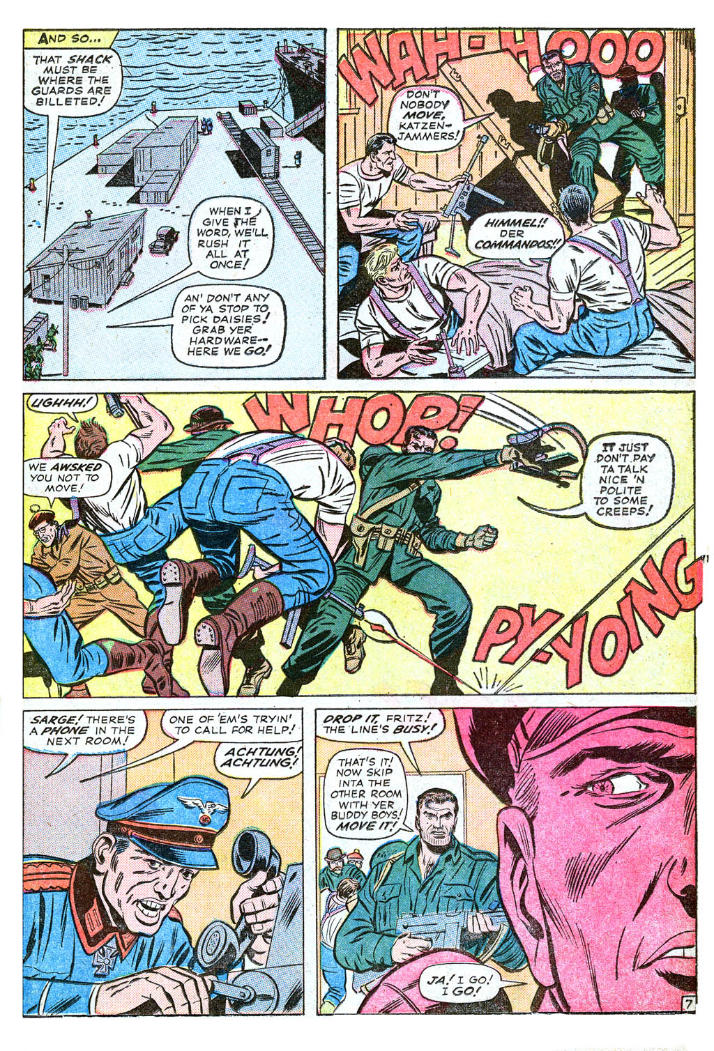 Read online Sgt. Fury comic -  Issue #18 - 11