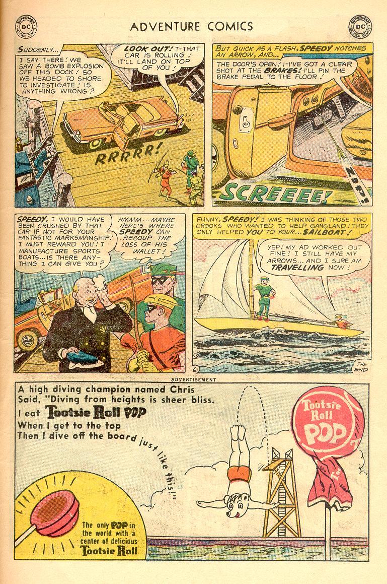 Read online Adventure Comics (1938) comic -  Issue #263 - 22