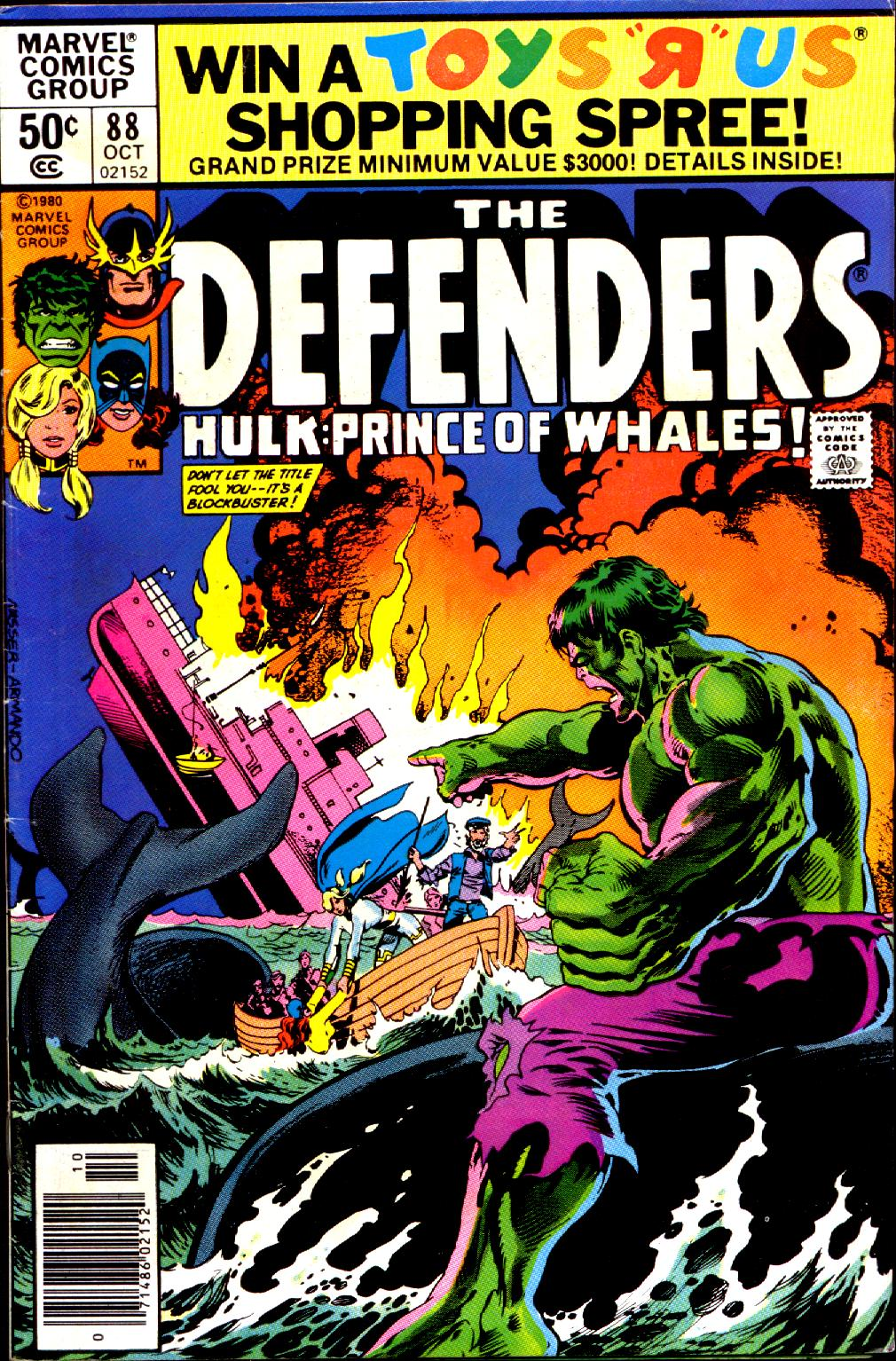 The Defenders (1972) 88 Page 1