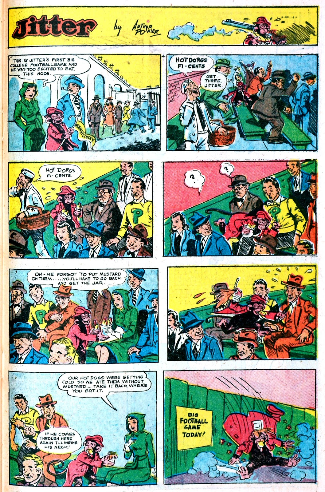 Read online Famous Funnies comic -  Issue #139 - 42
