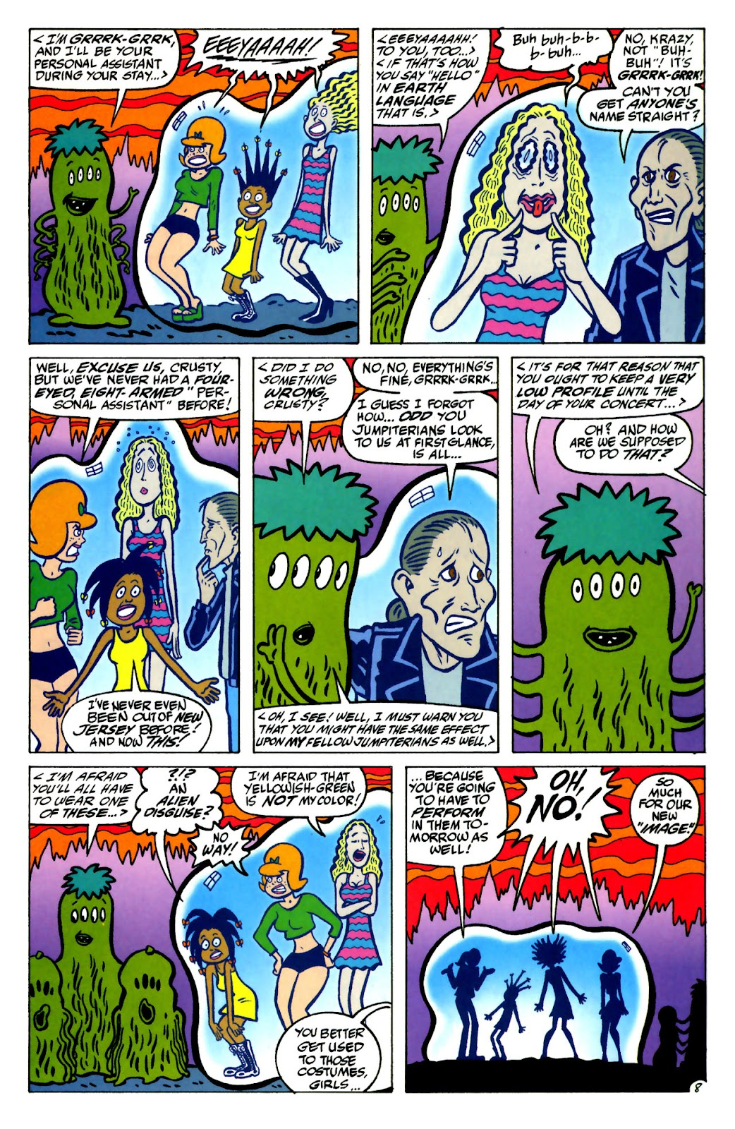 Read online Yeah! comic -  Issue #5 - 14