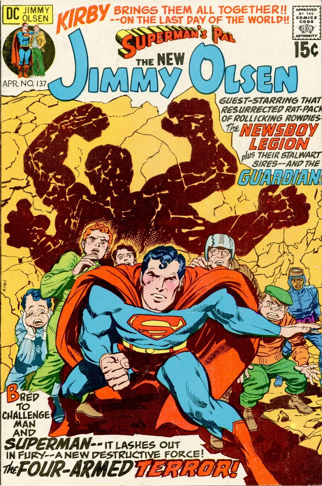 Supermans Pal Jimmy Olsen (1954) 137 Page 1
