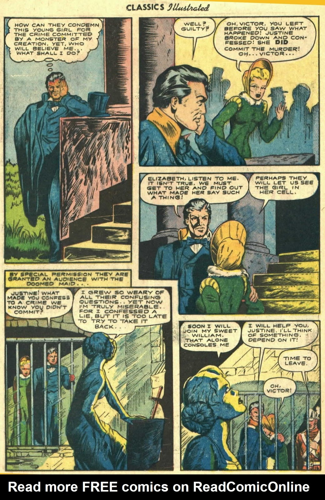 Classics Illustrated issue 26 - Page 18