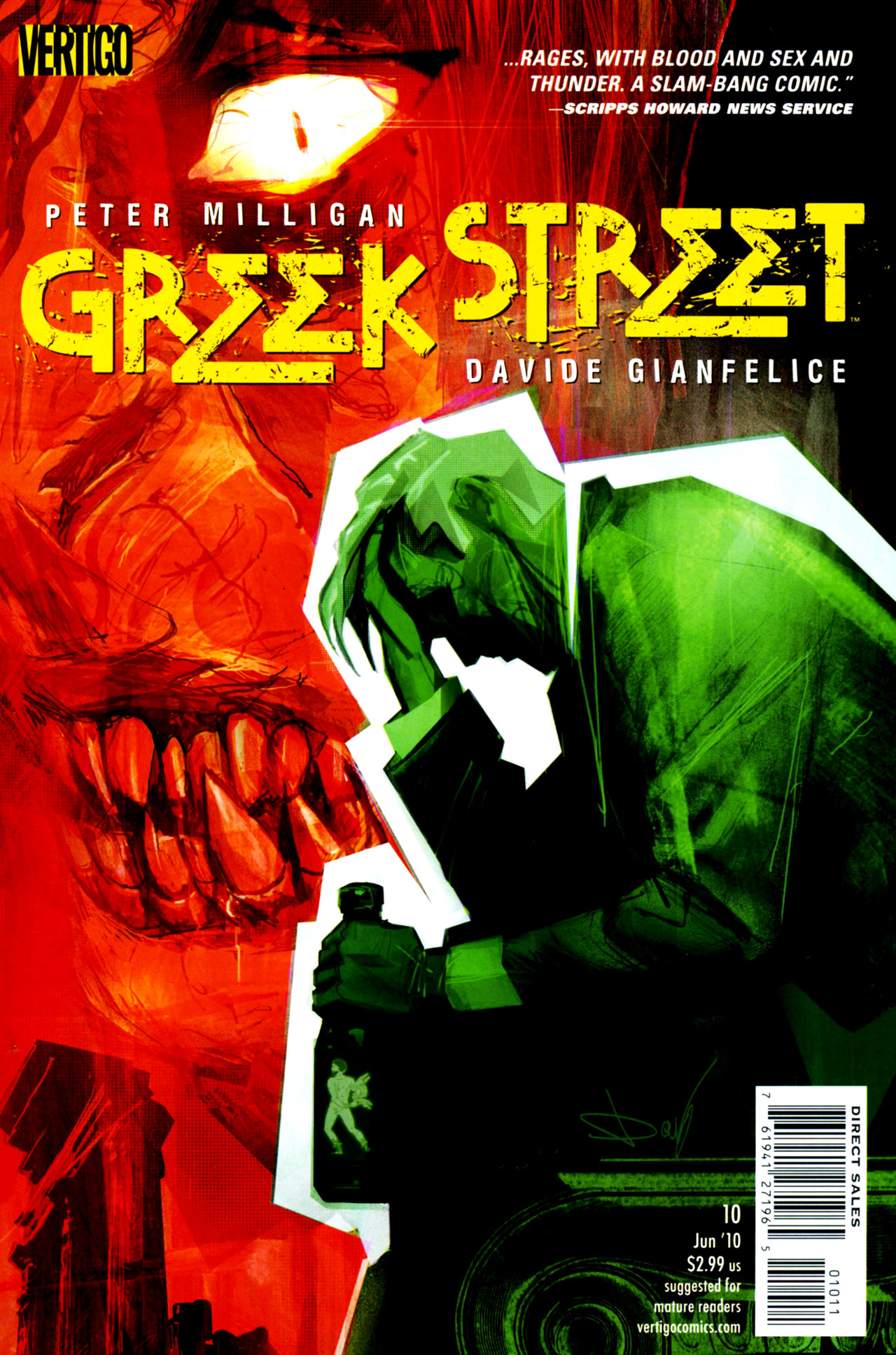 Greek Street issue 10 - Page 1