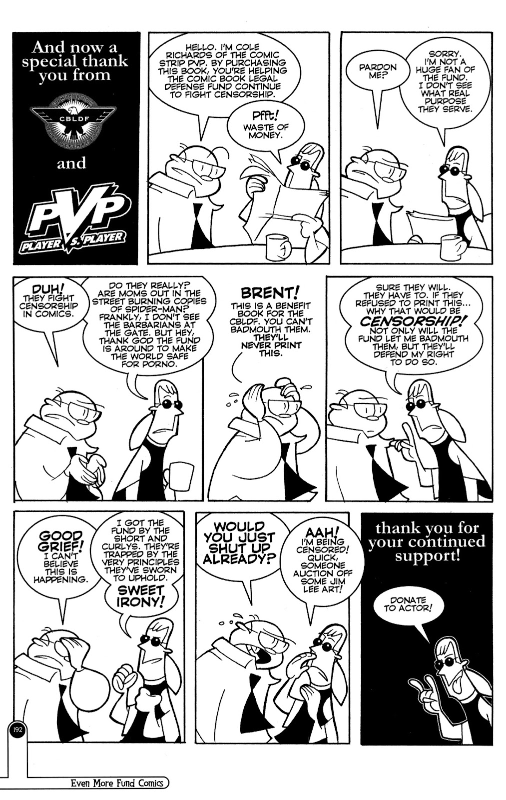 Read online Even More Fund Comics comic -  Issue # TPB (Part 2) - 95