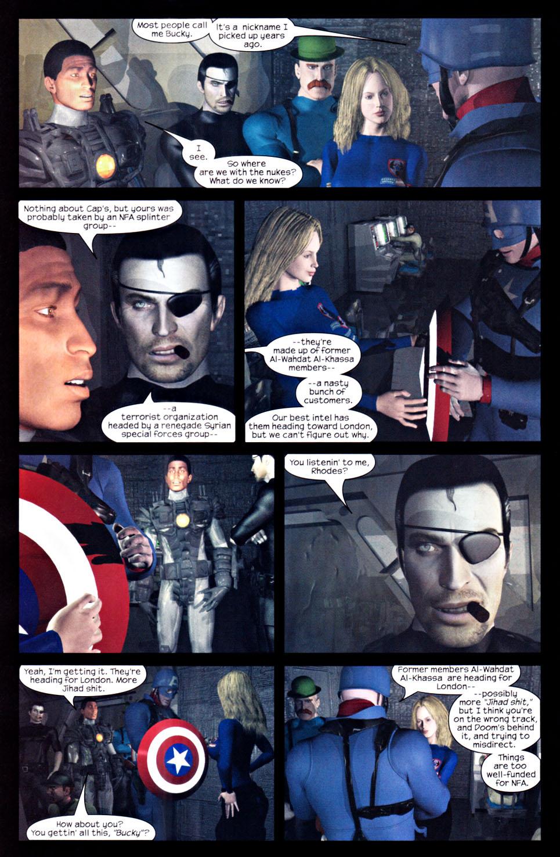 Read online U.S. War Machine 2.0 comic -  Issue #2 - 17
