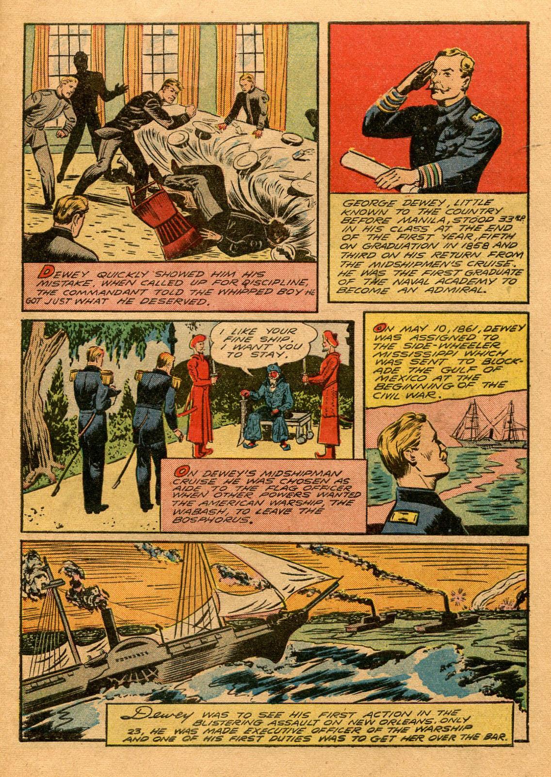 Read online Shadow Comics comic -  Issue #53 - 44