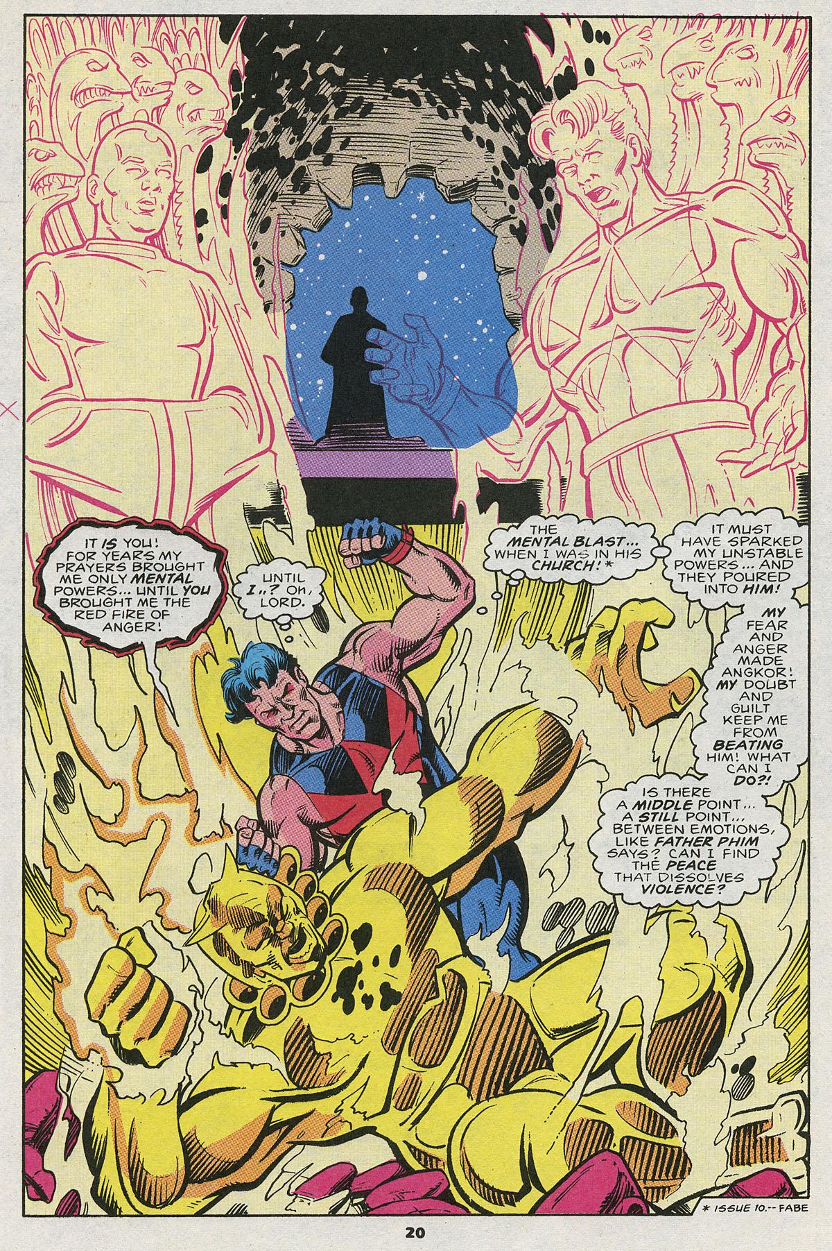 Read online Wonder Man (1991) comic -  Issue #12 - 16