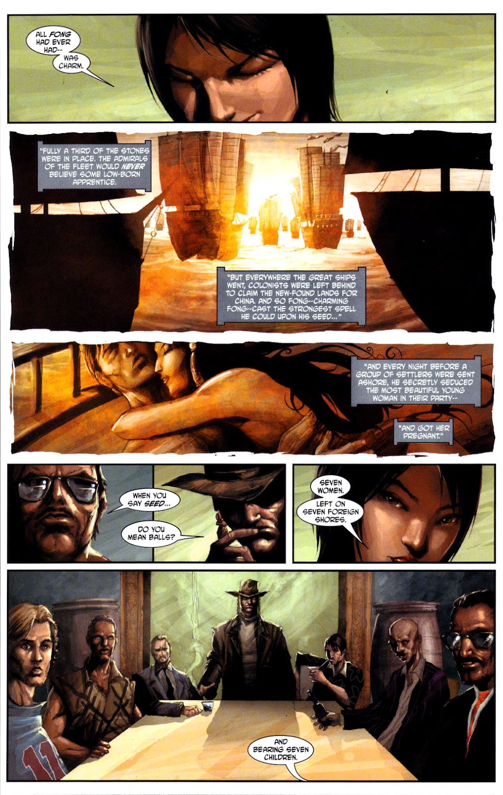 7 Brothers issue 2 - Page 9