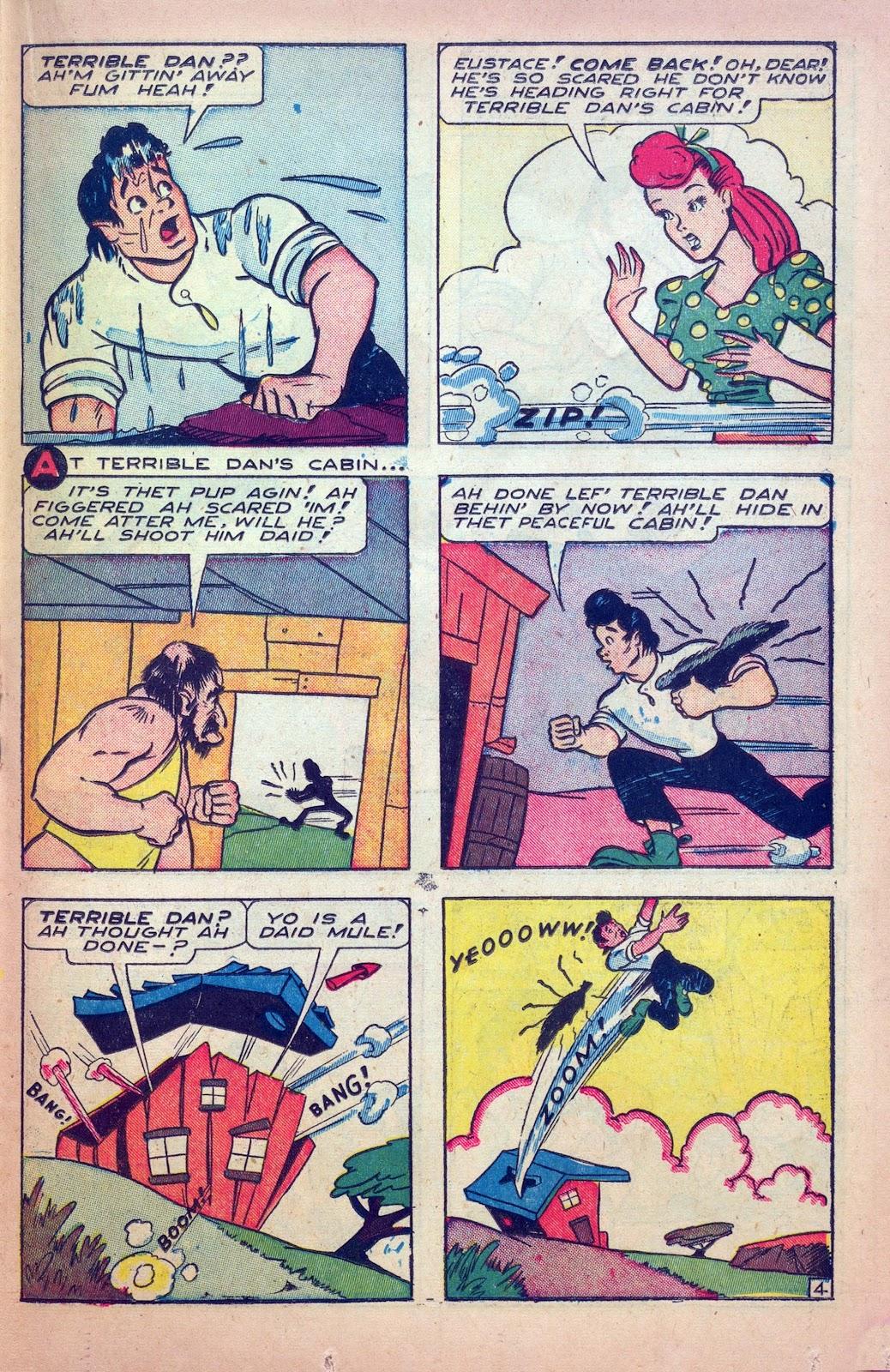 Read online Joker Comics comic -  Issue #20 - 19