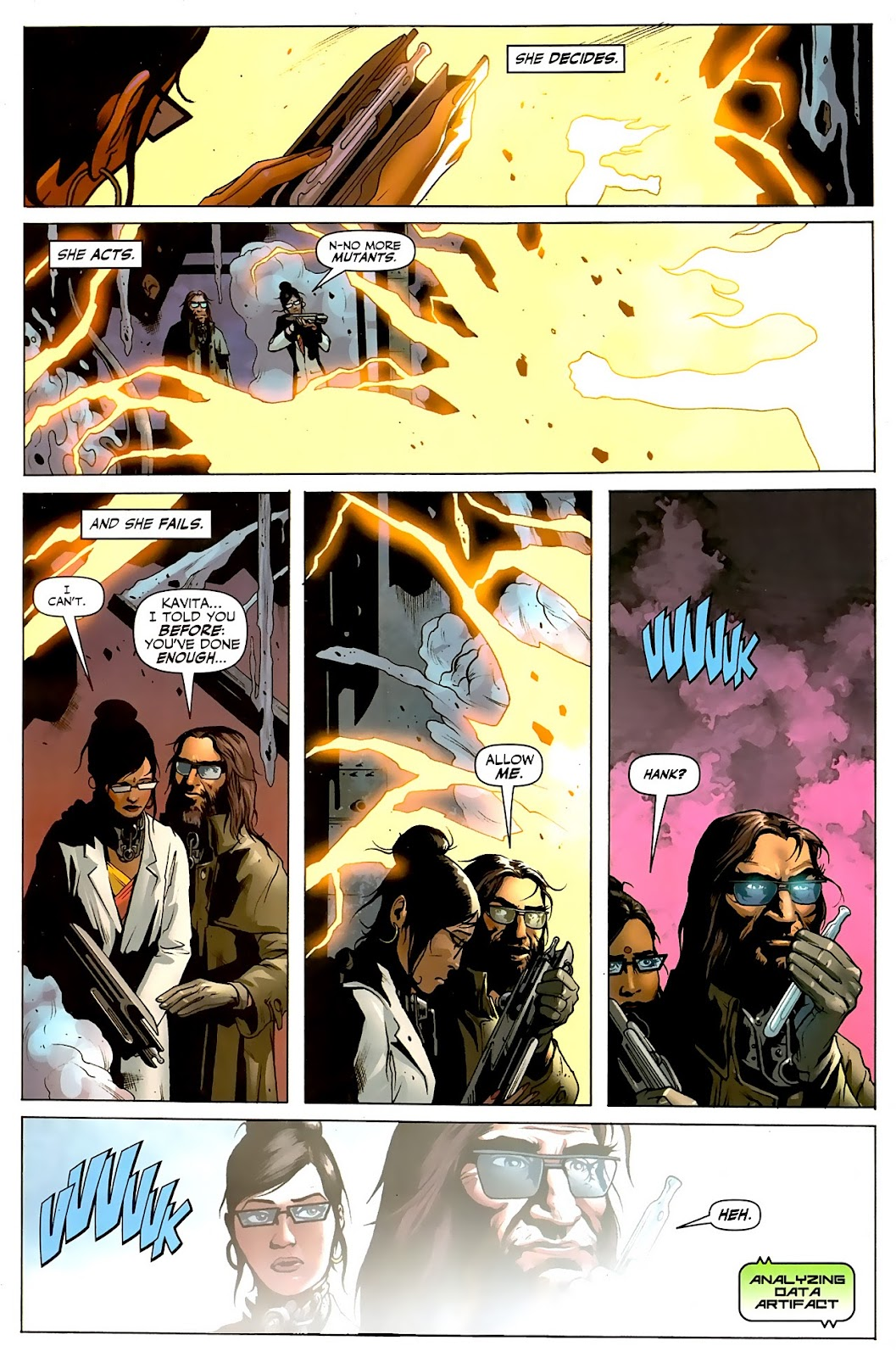 Read online X-Men: Second Coming Revelations comic -  Issue # TPB (Part 1) - 62
