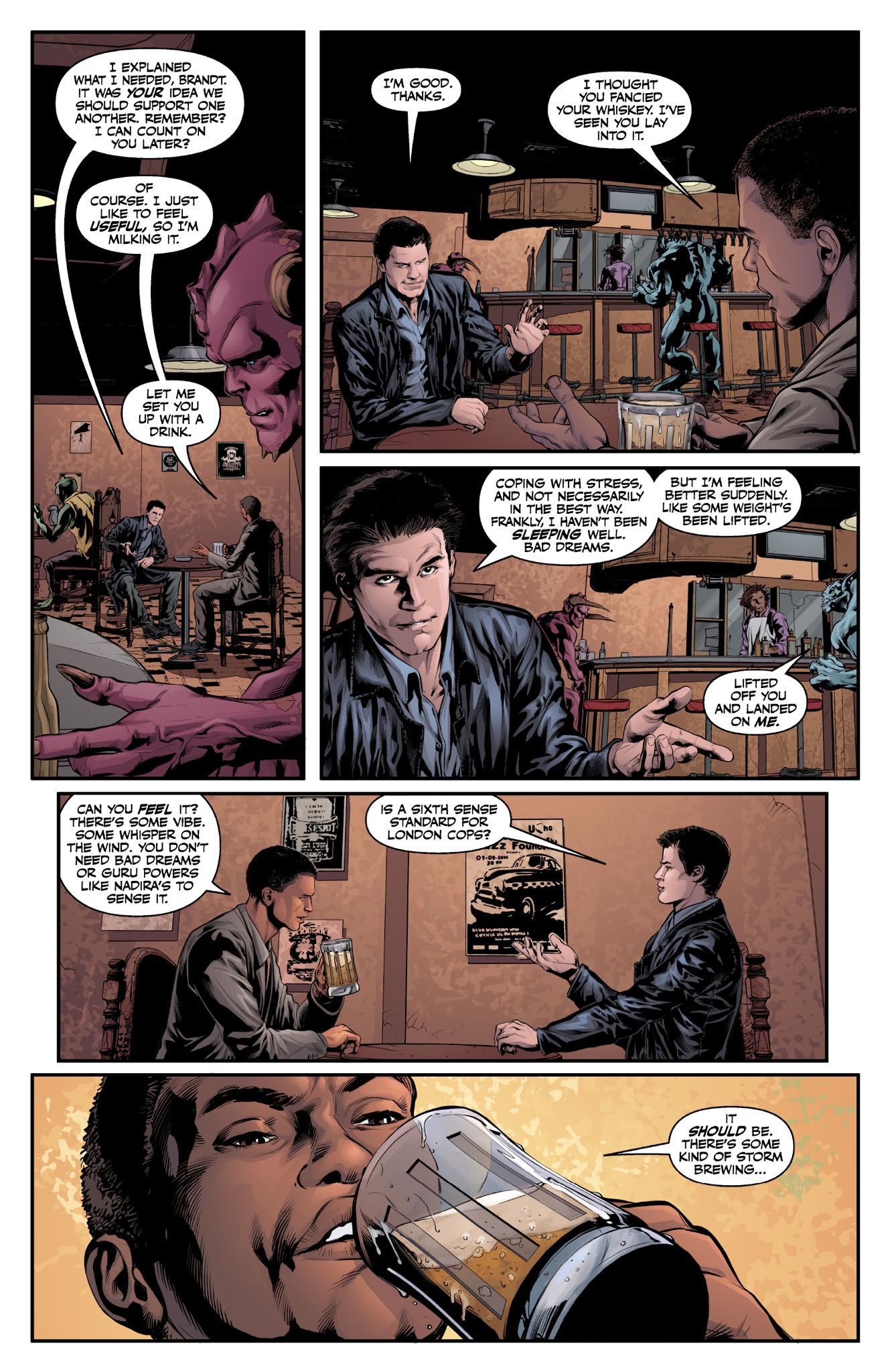 Read online Angel & Faith Season 10 comic -  Issue #9 - 10