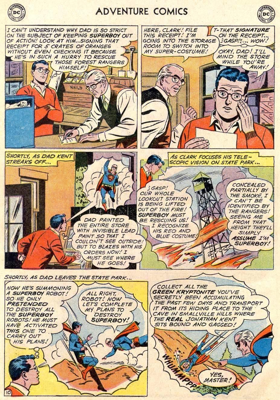 Read online Adventure Comics (1938) comic -  Issue #289 - 12