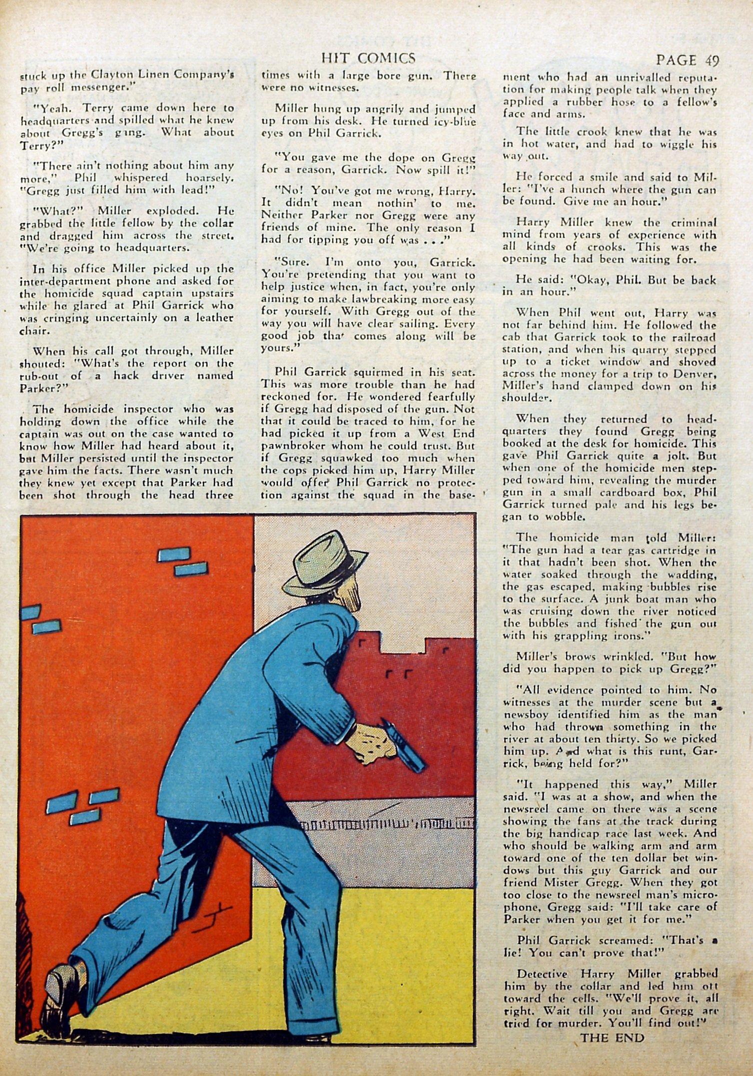 Read online Hit Comics comic -  Issue #17 - 51
