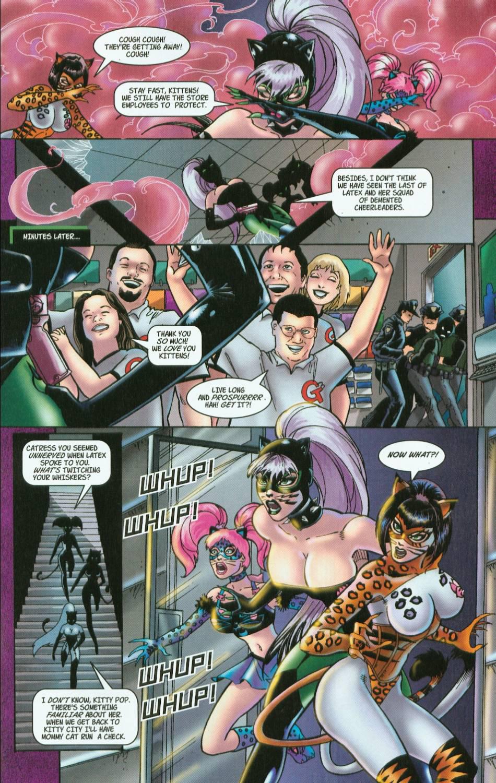 Read online 3 Little Kittens: Purrr-fect Weapons comic -  Issue #1 - 19