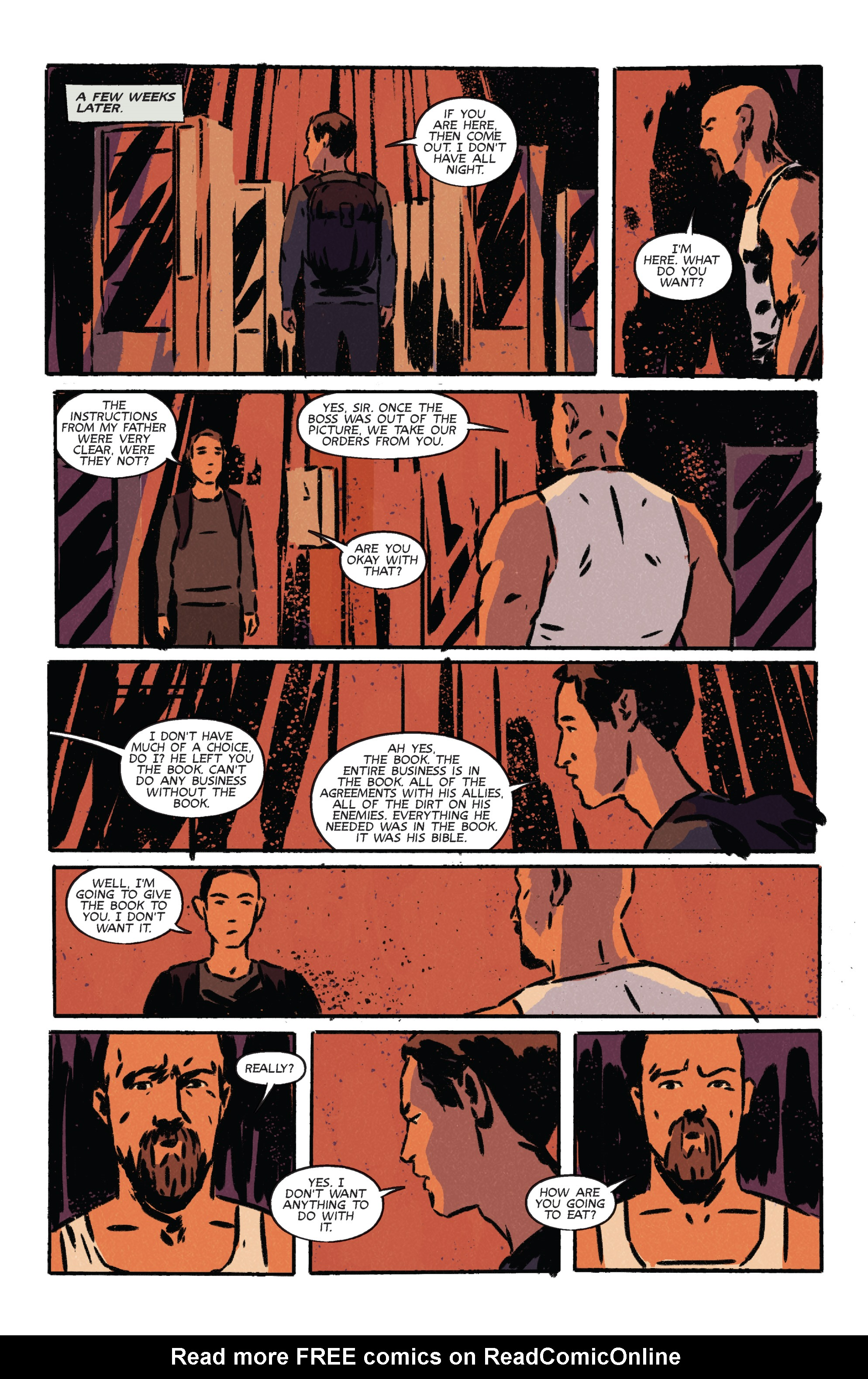 Read online Night Owl Society comic -  Issue #3 - 26