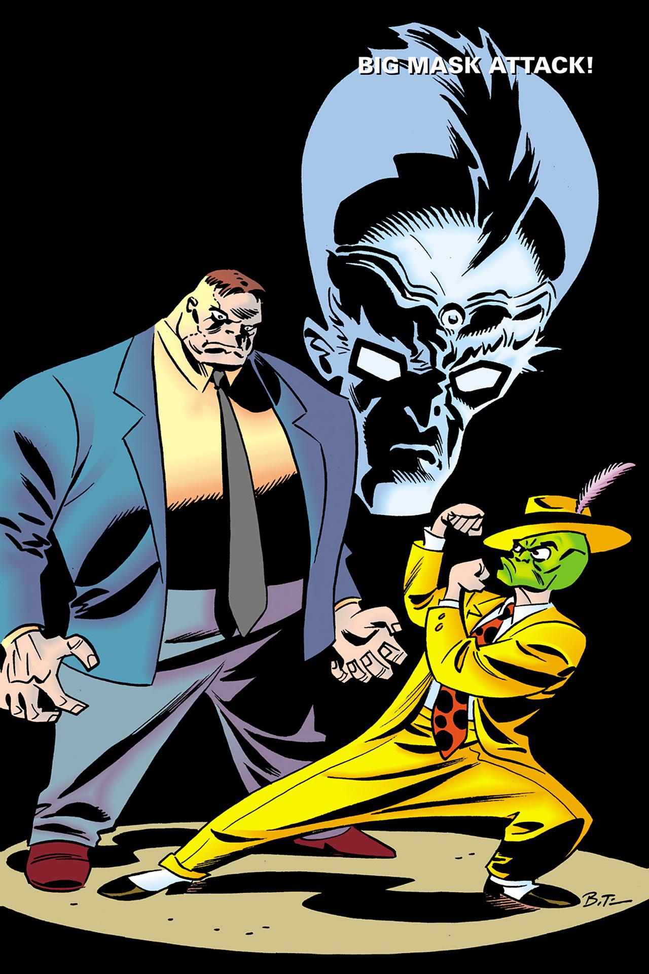 Read online Adventures Of The Mask Omnibus comic -  Issue #Adventures Of The Mask Omnibus Full - 87