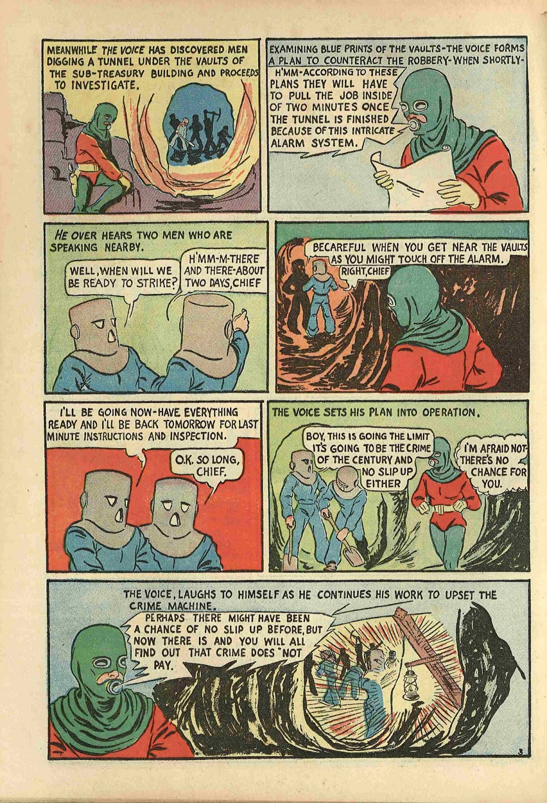 Stars and Stripes Comics issue 2 - Page 48