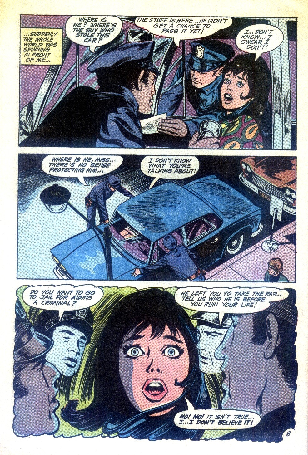 Read online Secret Hearts comic -  Issue #148 - 12