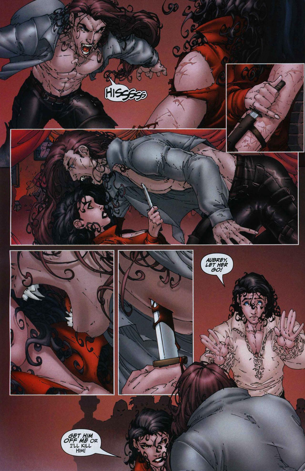 Read online Anita Blake, Vampire Hunter: Guilty Pleasures comic -  Issue #2 - 4
