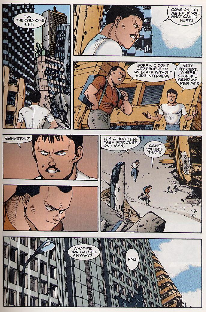 Read online Akira comic -  Issue #19 - 18
