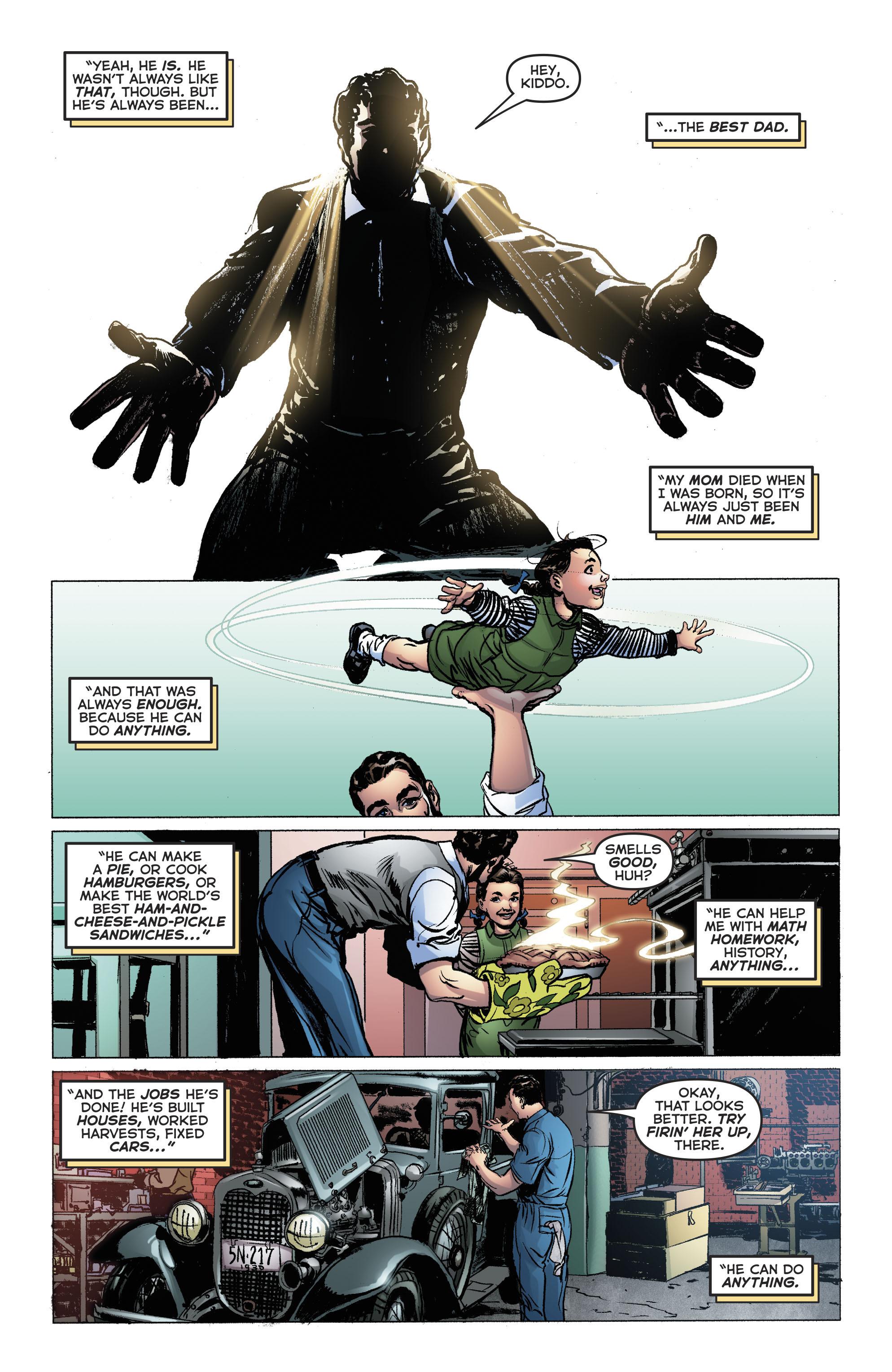 Read online Astro City comic -  Issue #43 - 5