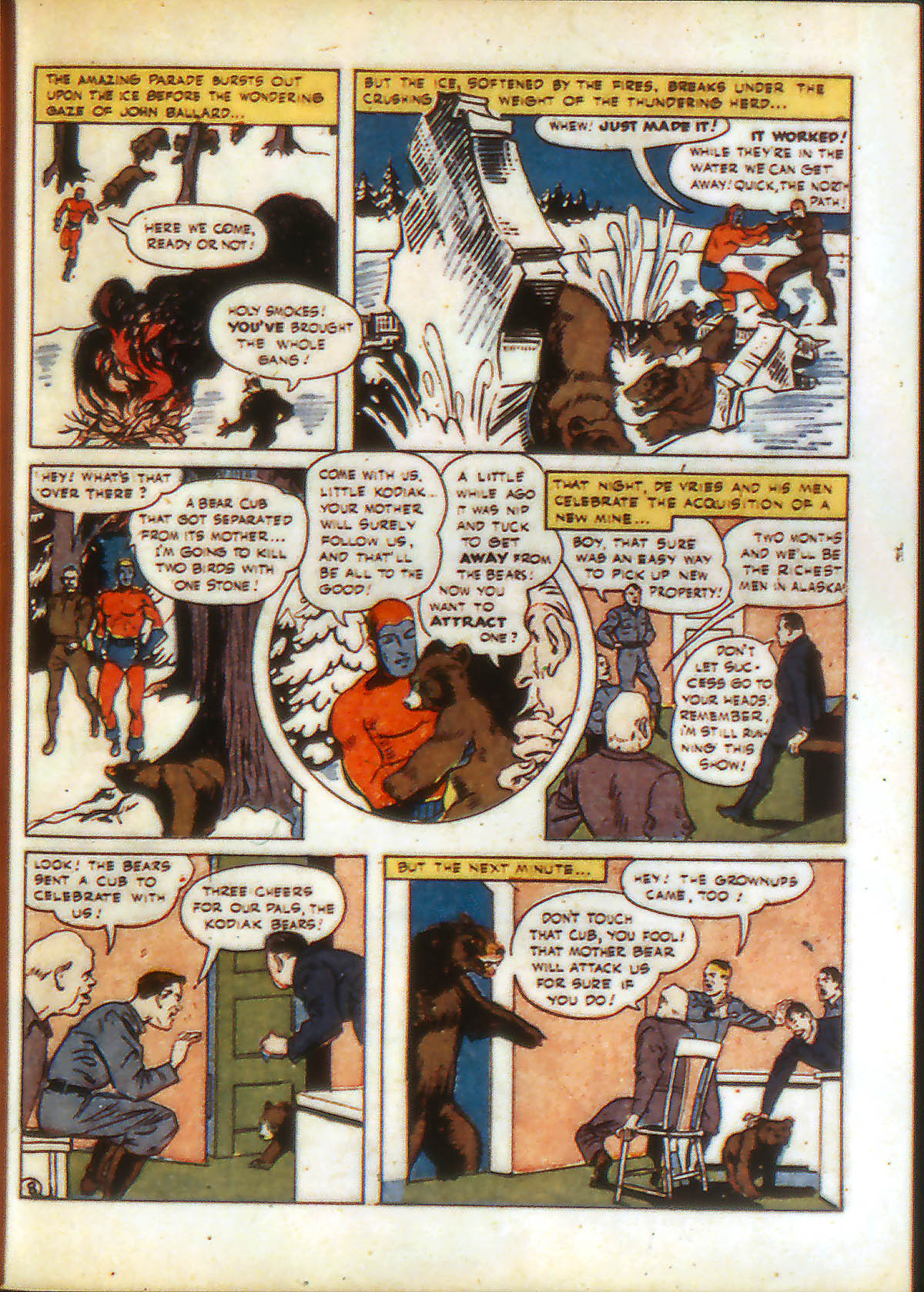 Read online Adventure Comics (1938) comic -  Issue #88 - 47