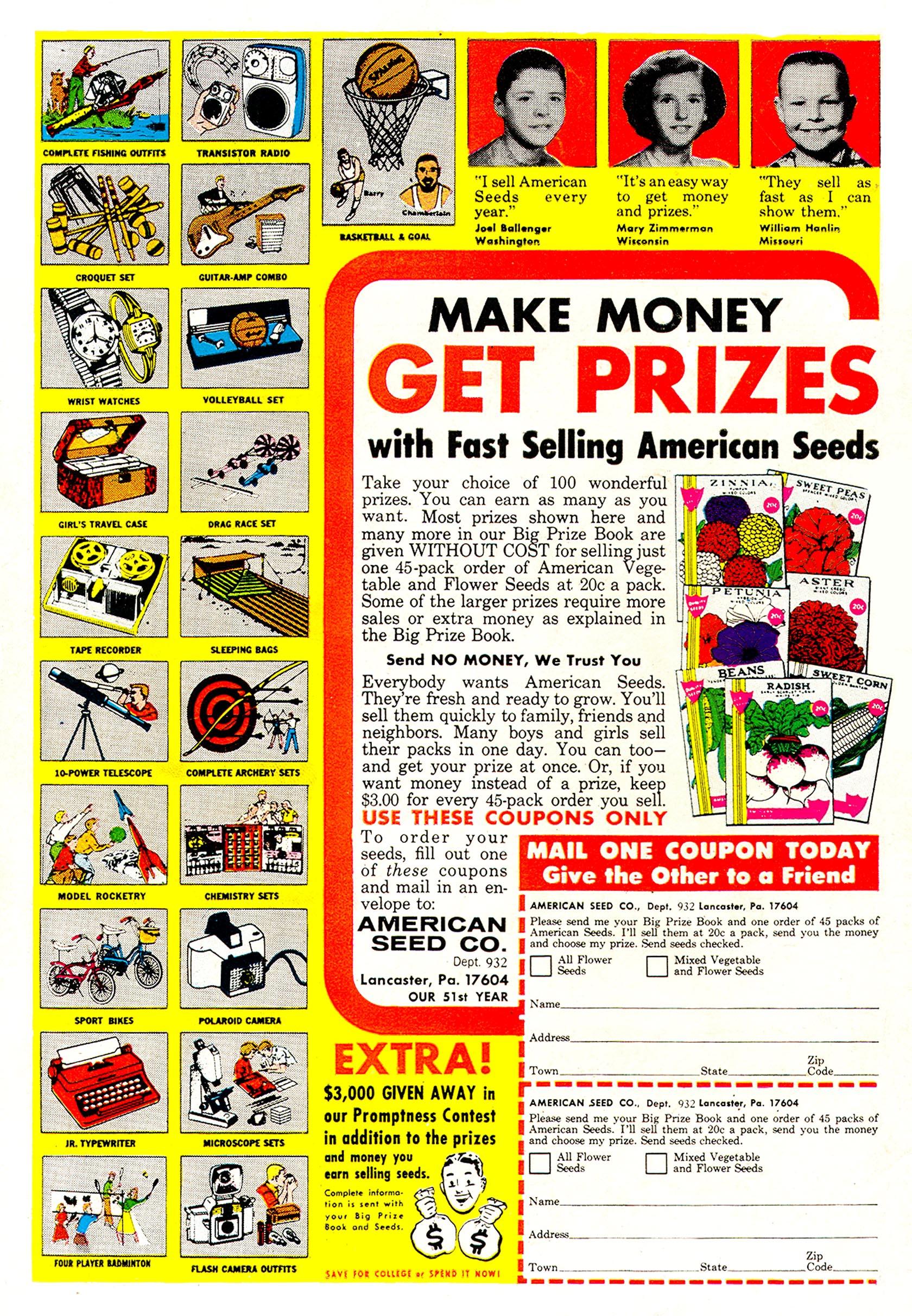 Read online Secret Six (1968) comic -  Issue #1 - 36