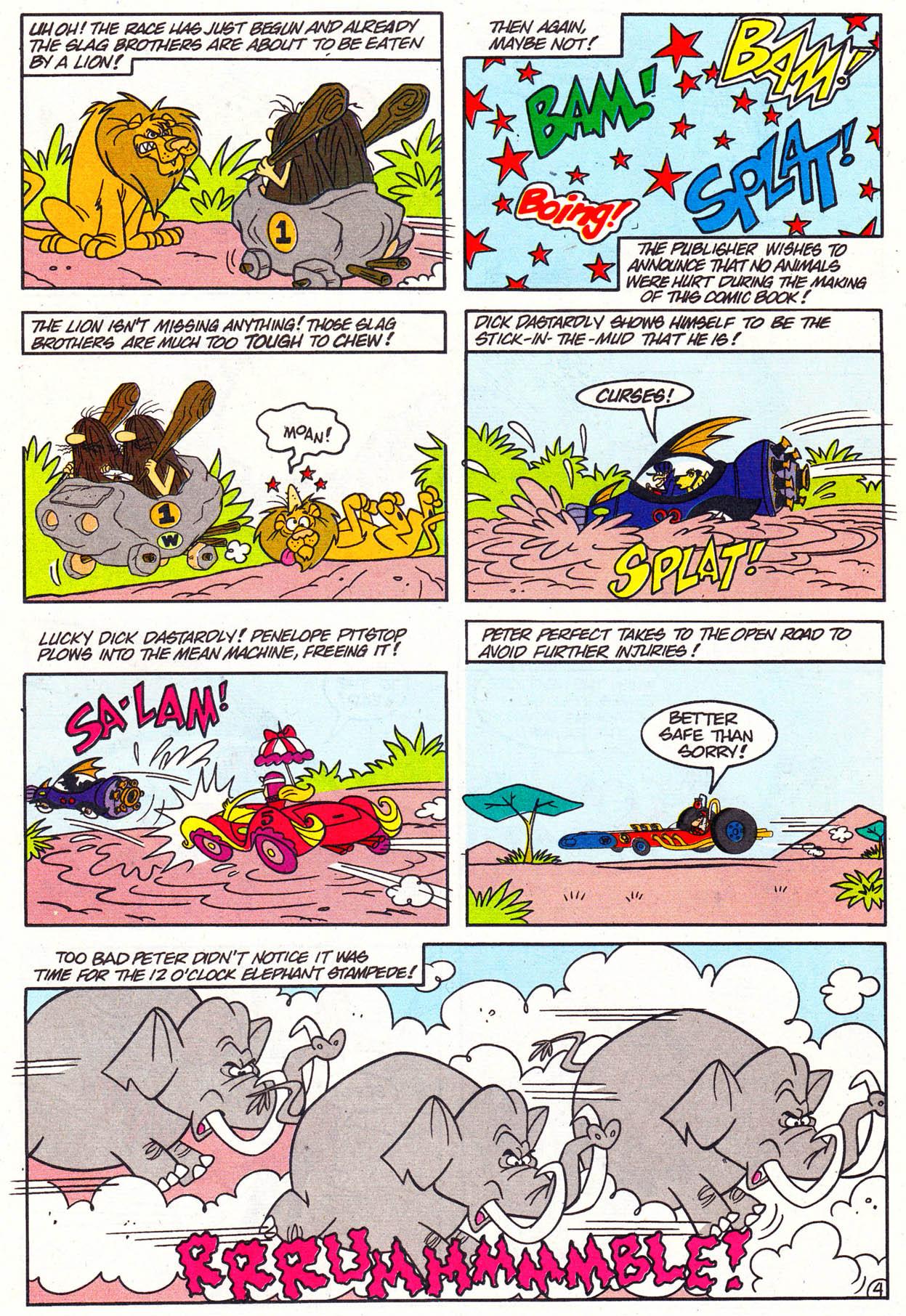 Read online Hanna-Barbera Presents comic -  Issue #2 - 21