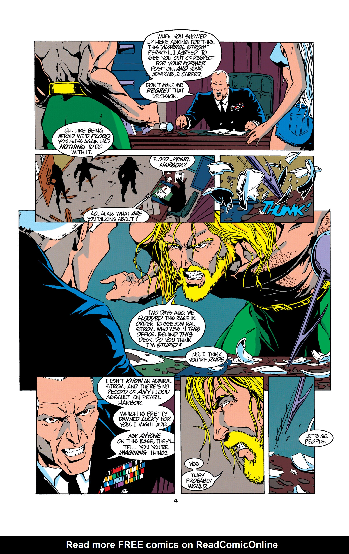 Read online Aquaman (1994) comic -  Issue #5 - 5